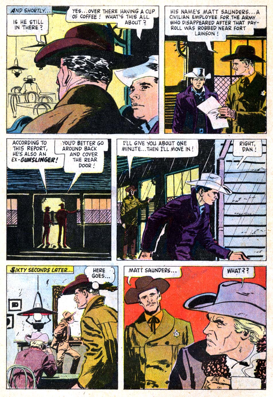 Four Color Comics issue 1035 - Page 4