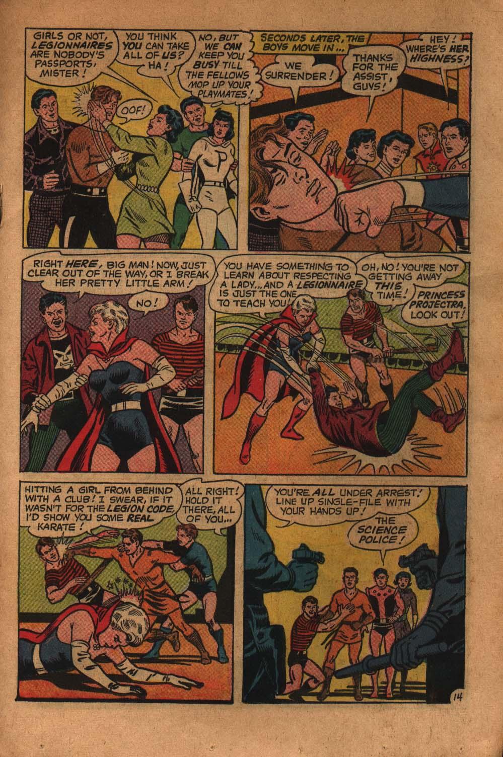 Read online Adventure Comics (1938) comic -  Issue #359 - 19