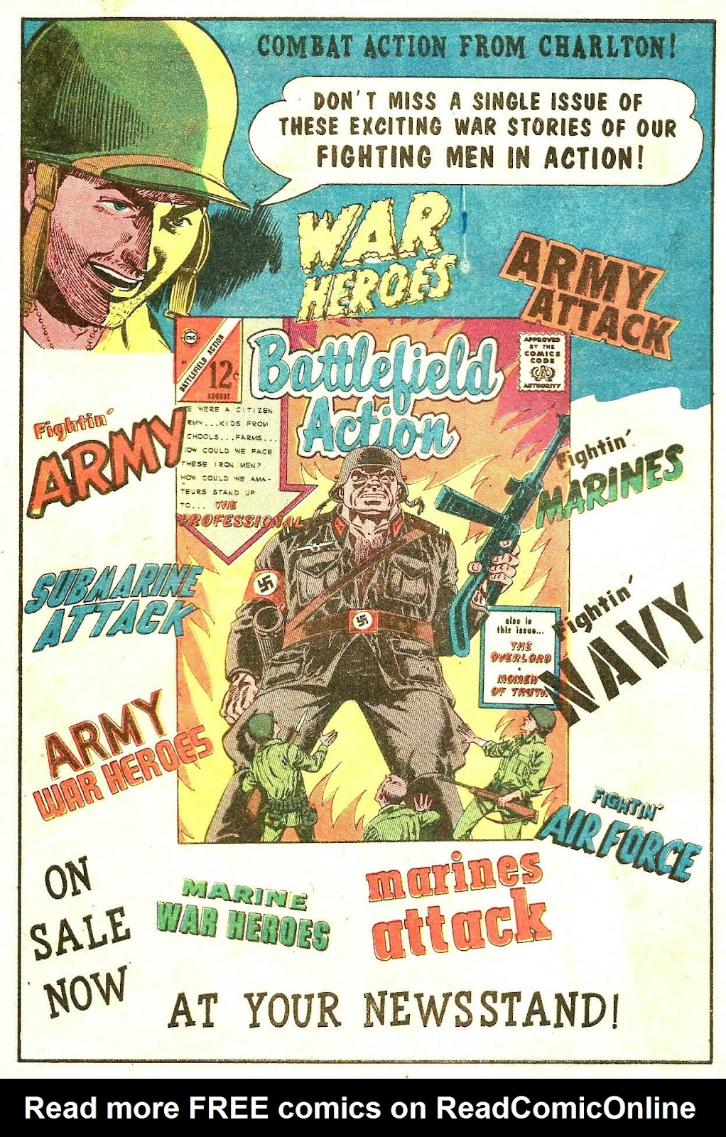 Read online Fightin' Navy comic -  Issue #123 - 8