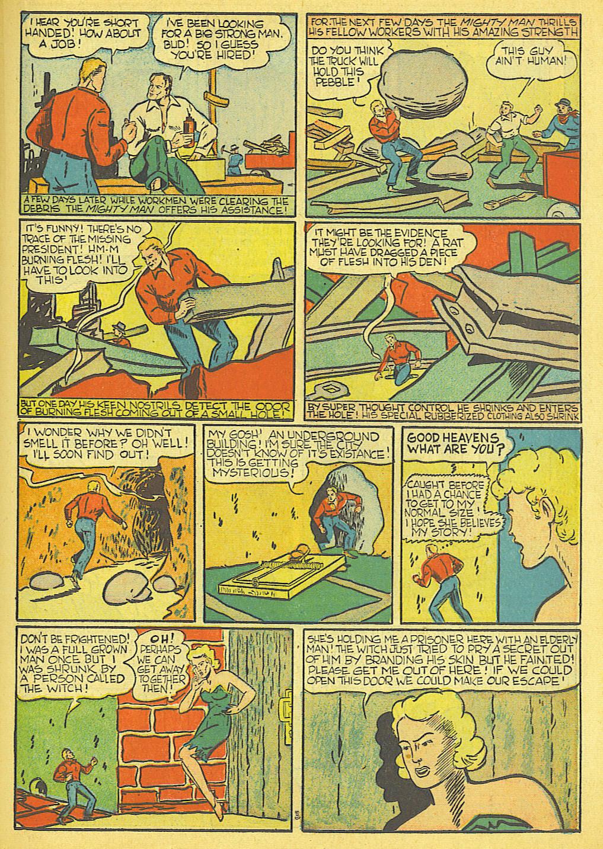 Read online Amazing Man Comics comic -  Issue #19 - 37