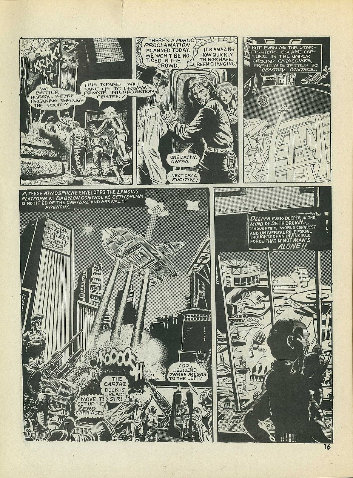 Star Fighters issue 3 - Page 18