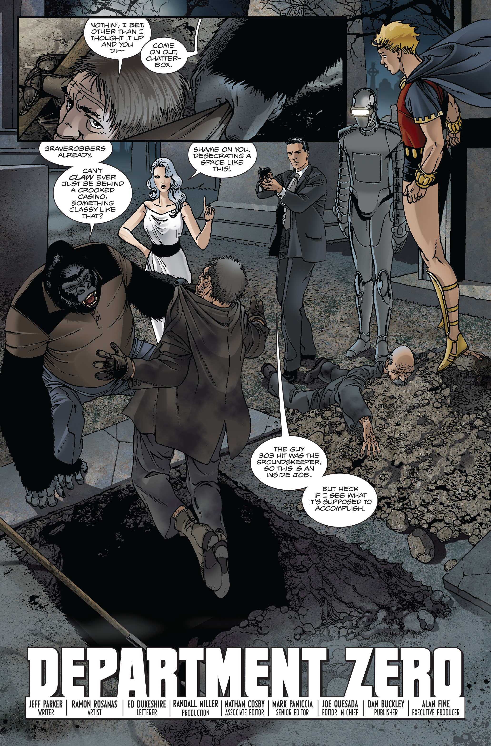 Read online Atlas comic -  Issue #Atlas _TPB - 71
