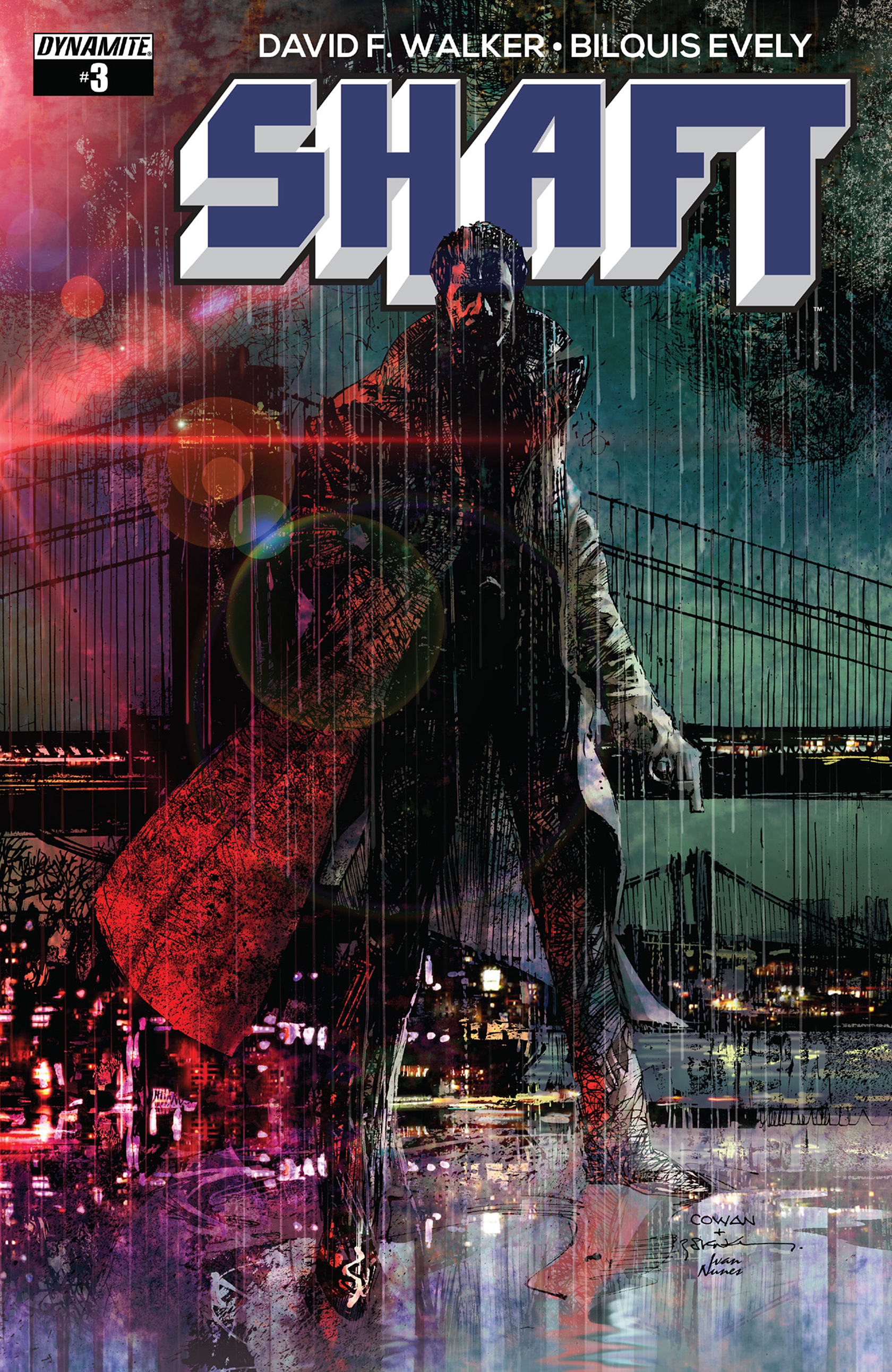 Read online Shaft comic -  Issue #3 - 1