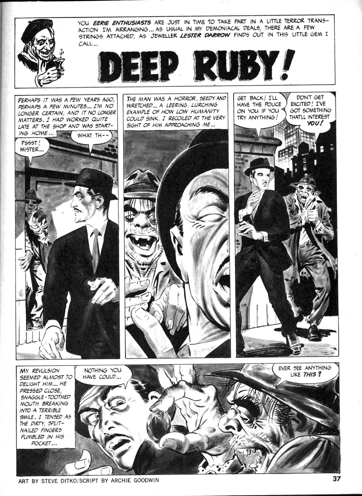 Creepy (1964) Issue #25 #25 - English 36