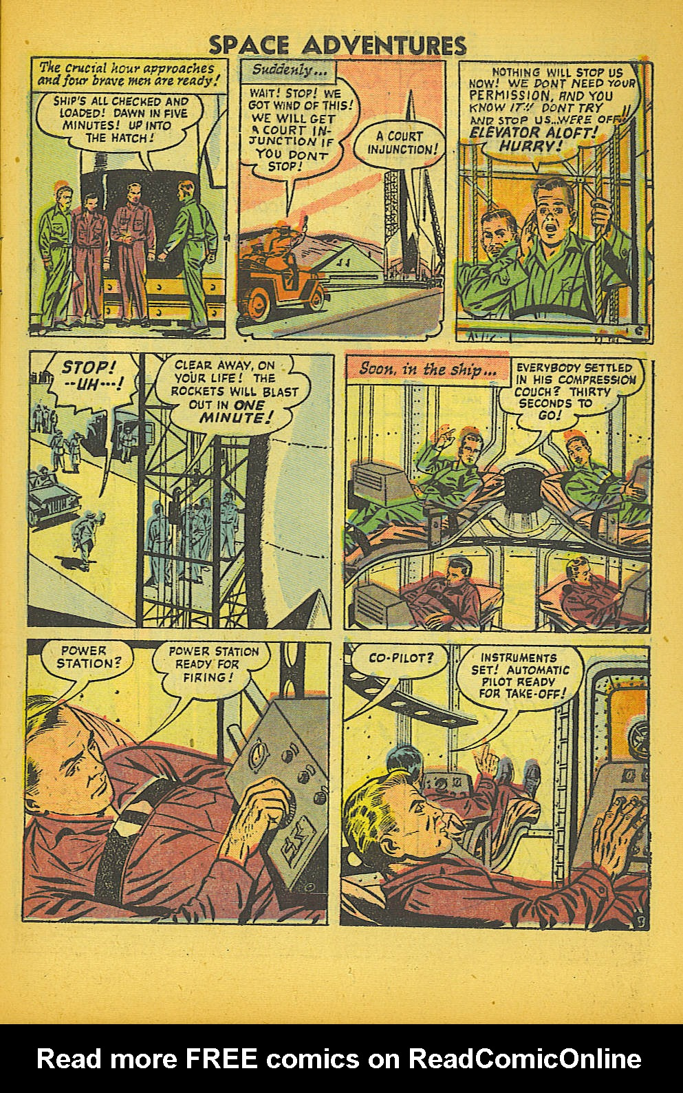 Space Adventures (1952) issue 20 - Page 11