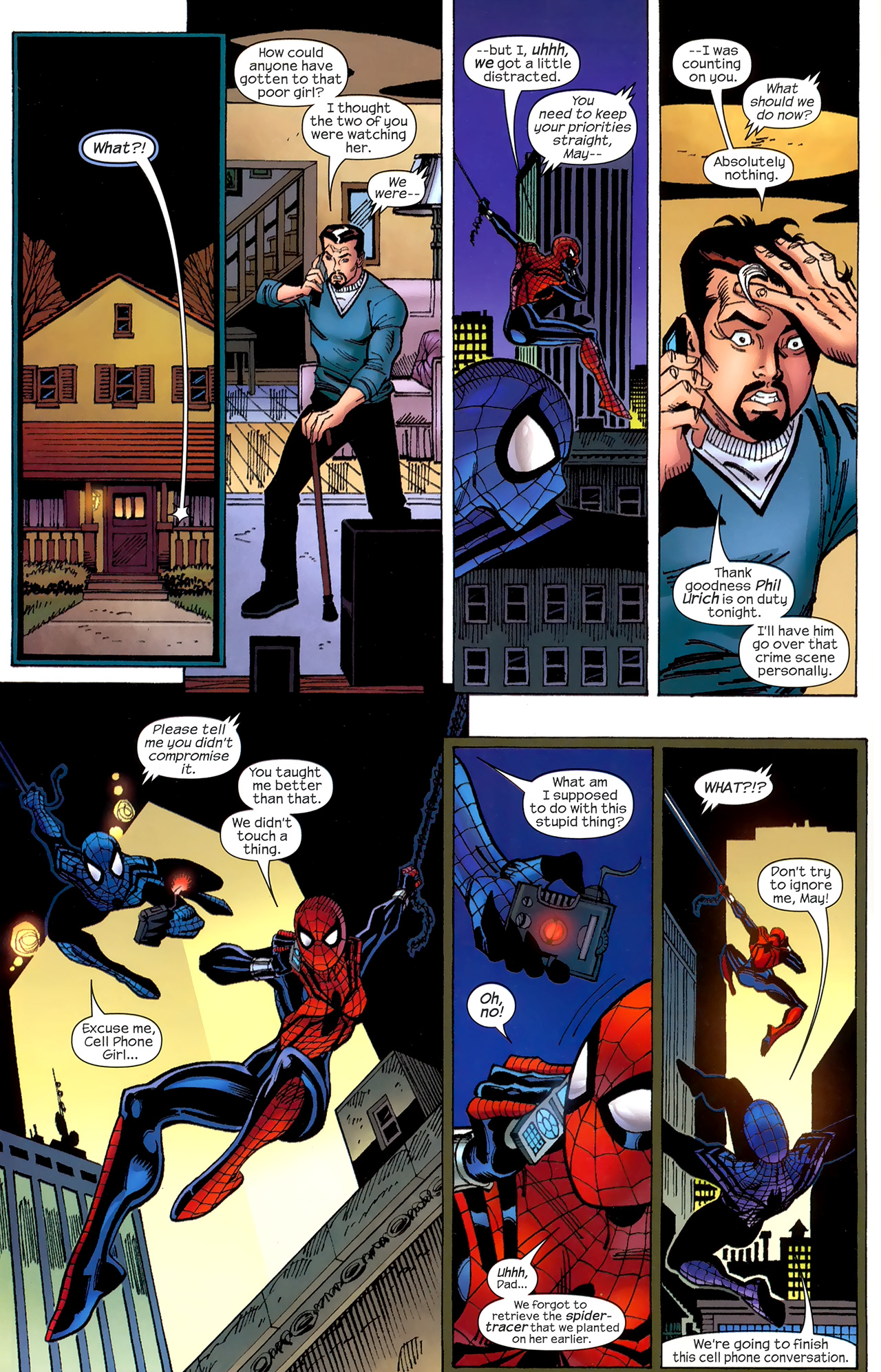 Read online Amazing Spider-Man Family comic -  Issue #6 - 25