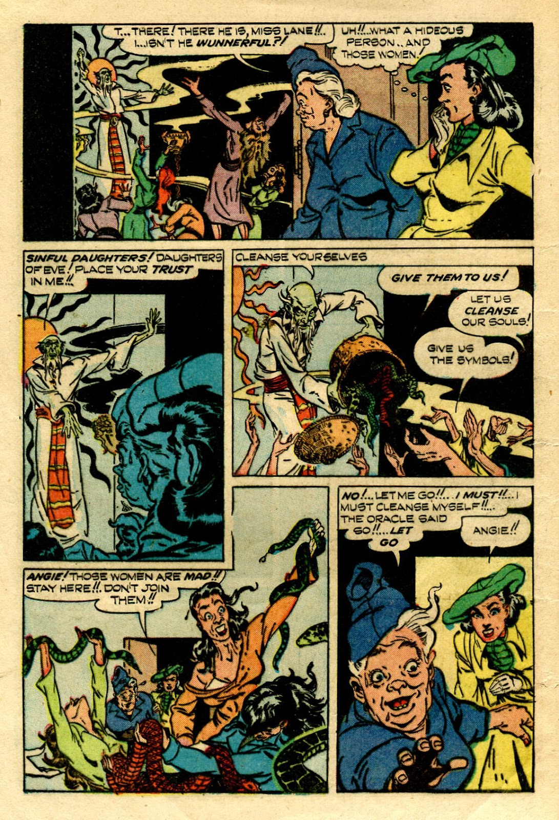 Shadow Comics issue 83 - Page 6
