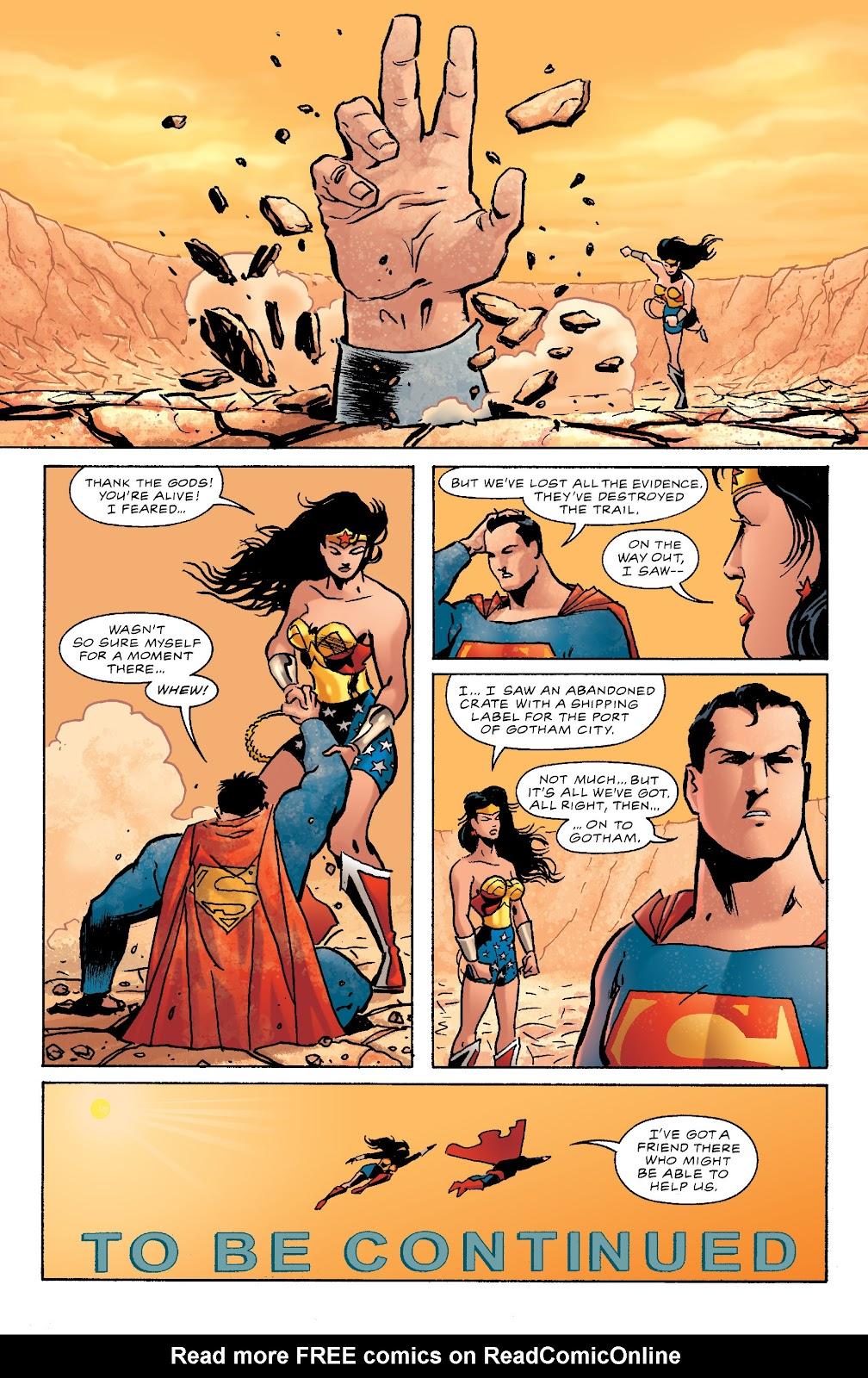 Batman/Superman/Wonder Woman: Trinity issue 1 - Page 58