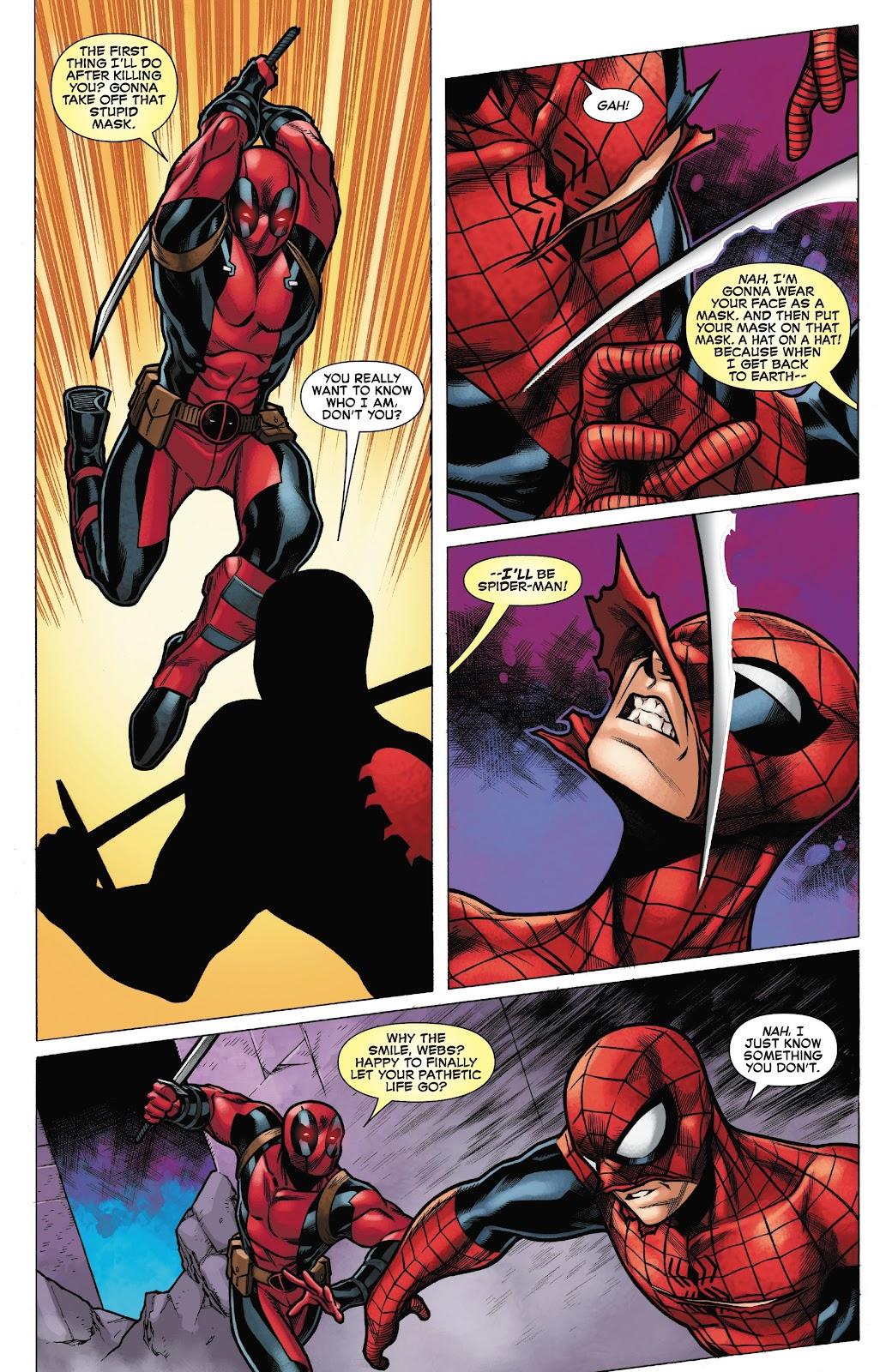 Read online Spider-Man/Deadpool comic -  Issue #45 - 10