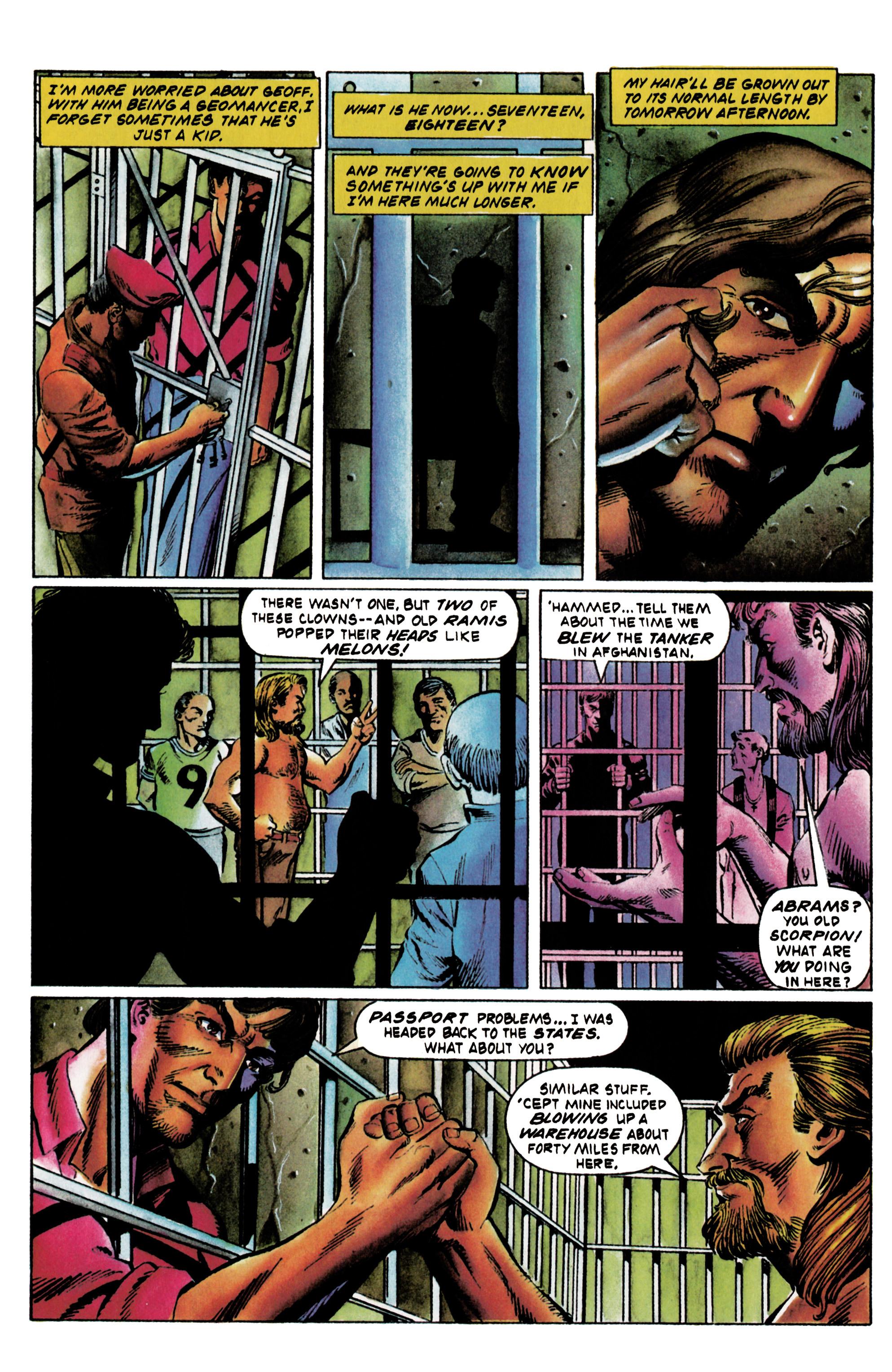 Read online Eternal Warrior (1992) comic -  Issue #20 - 9