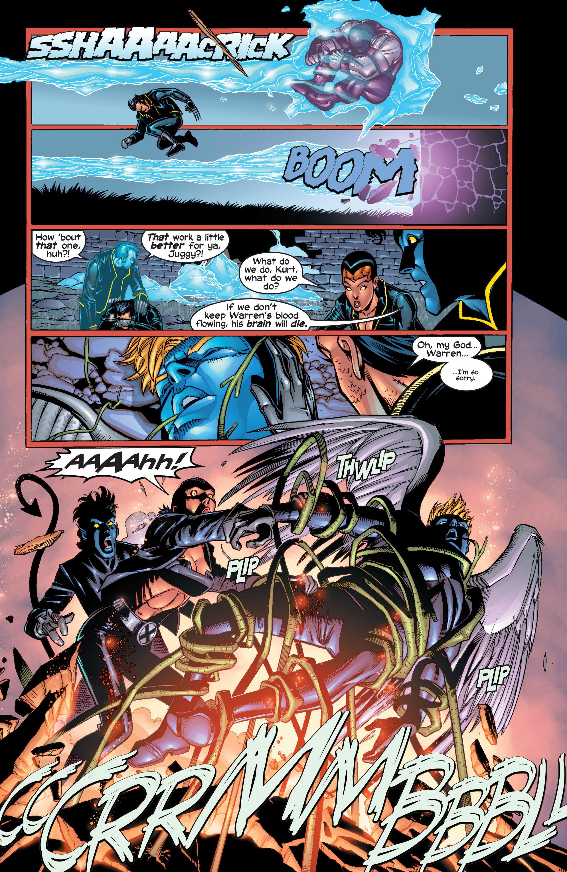 Read online Uncanny X-Men (1963) comic -  Issue #411 - 5