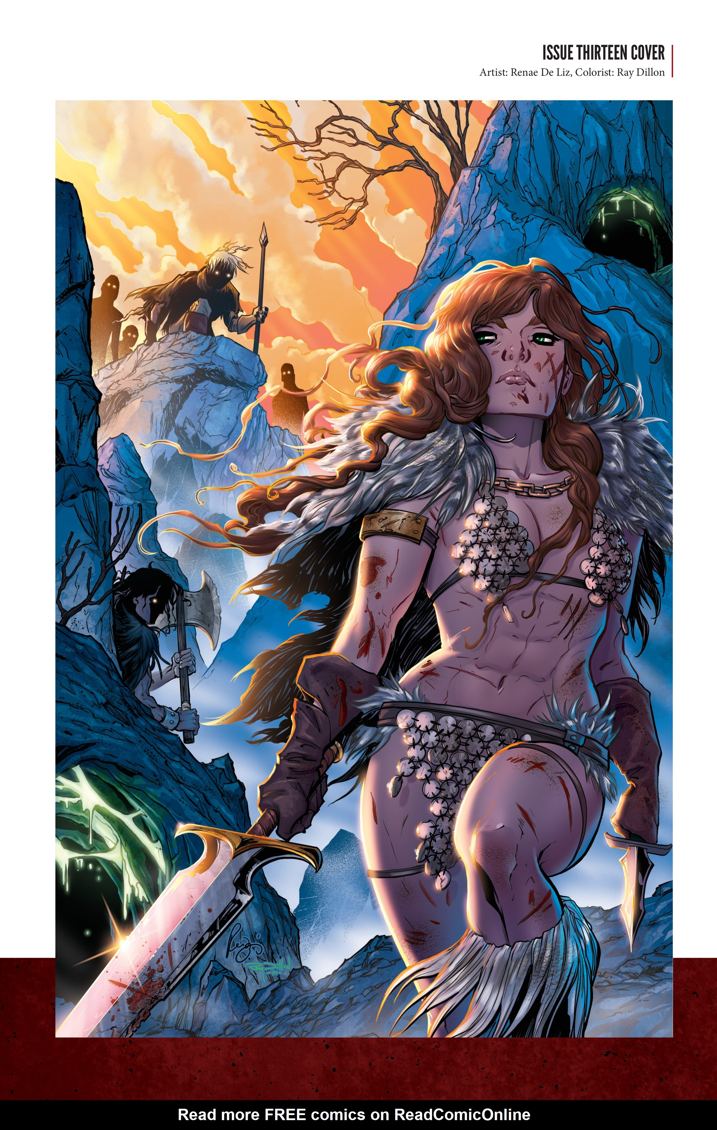 Red Sonja (2013) #_TPB_Complete_Gail_Simone_Red_Sonja_Omnibus_(Part_5) #26 - English 85