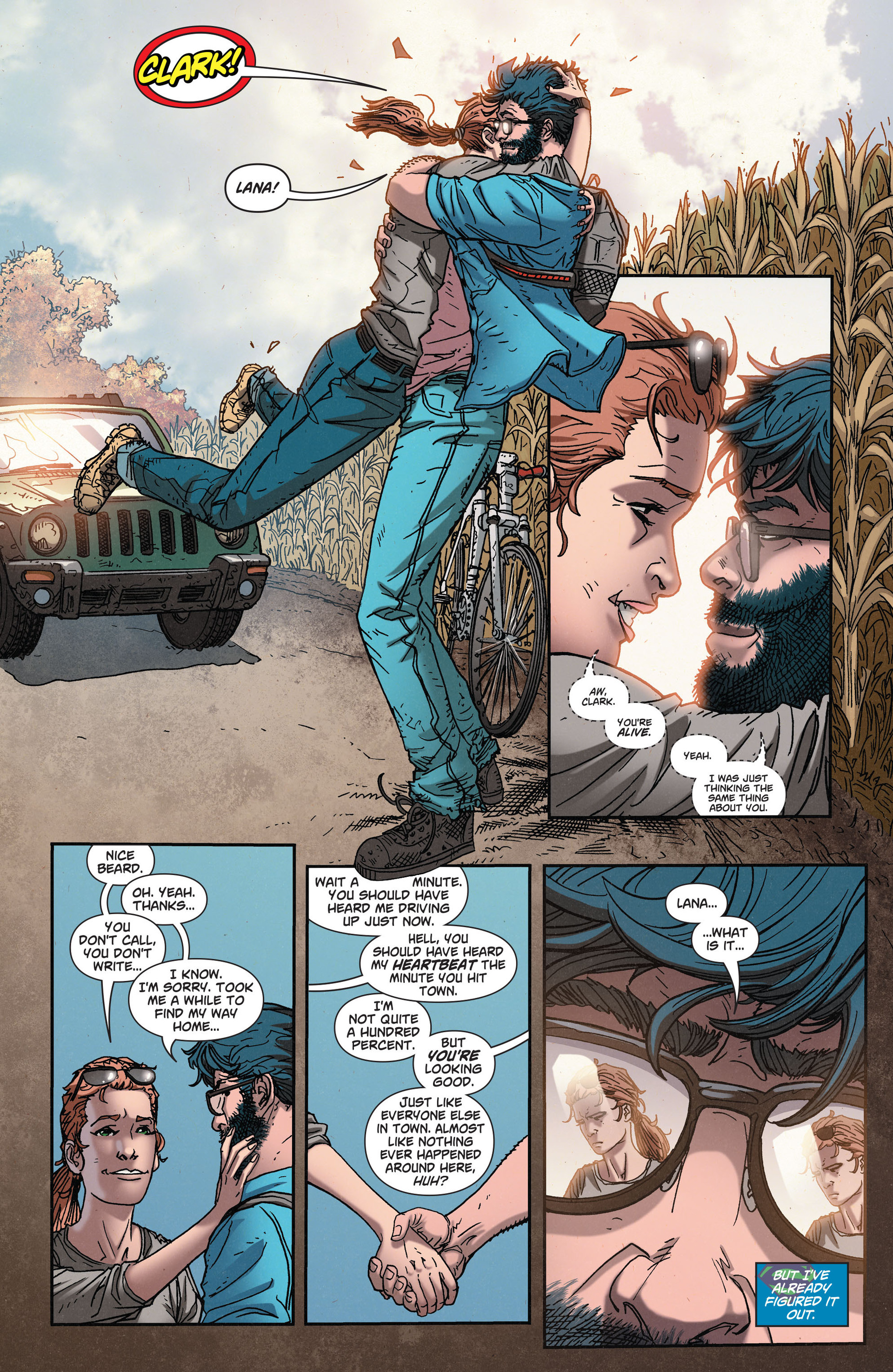 Read online Action Comics (2011) comic -  Issue #35 - 11