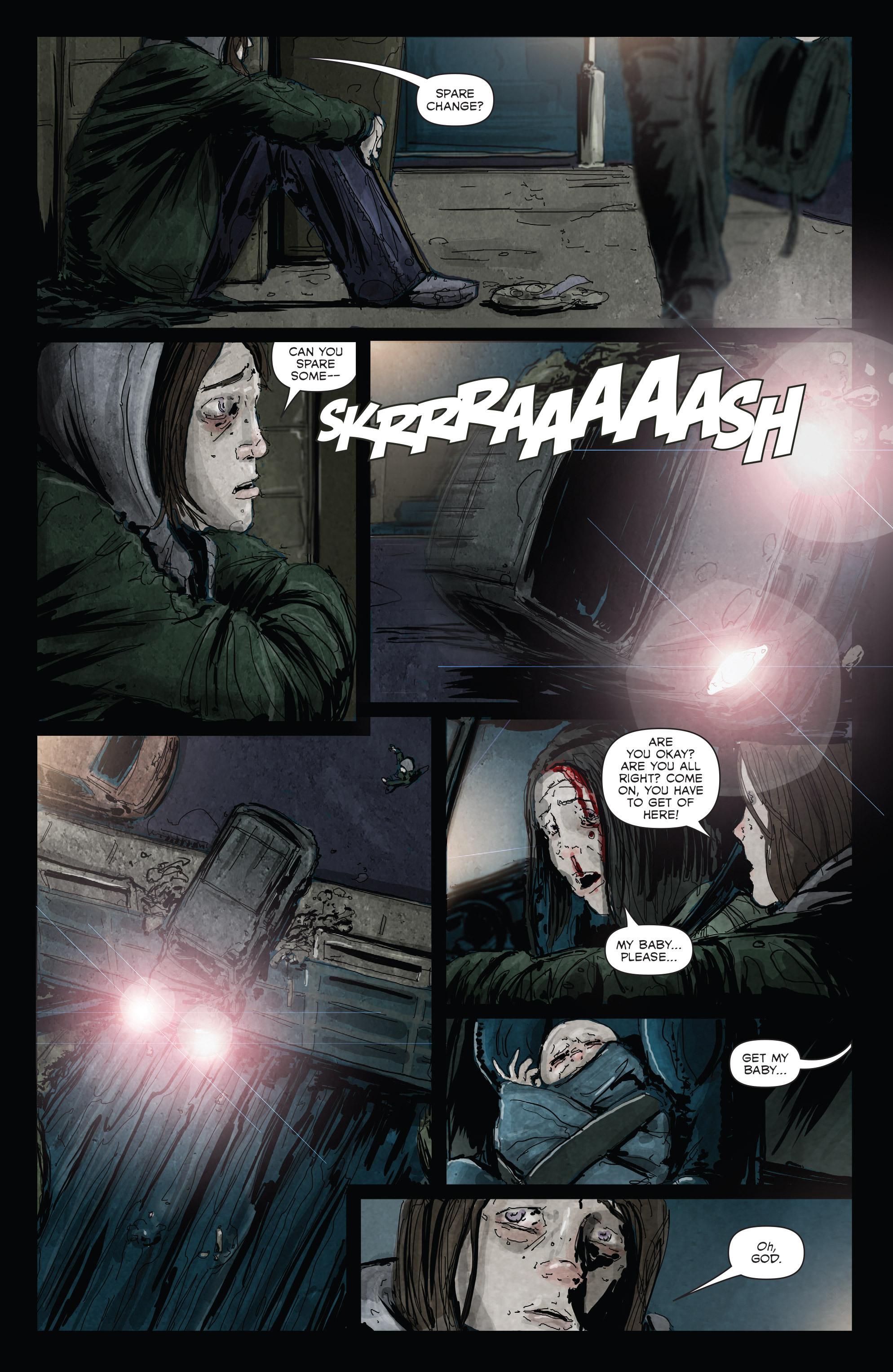Read online Hoax Hunters (2012) comic -  Issue # TPB 3 - 57