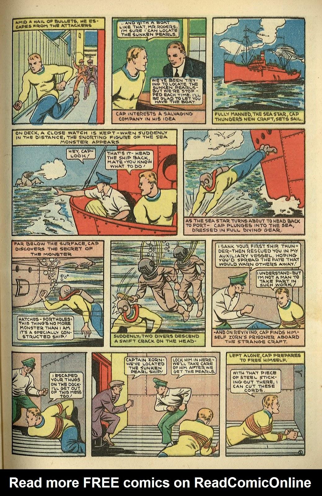 Read online Super-Magician Comics comic -  Issue #1 - 55