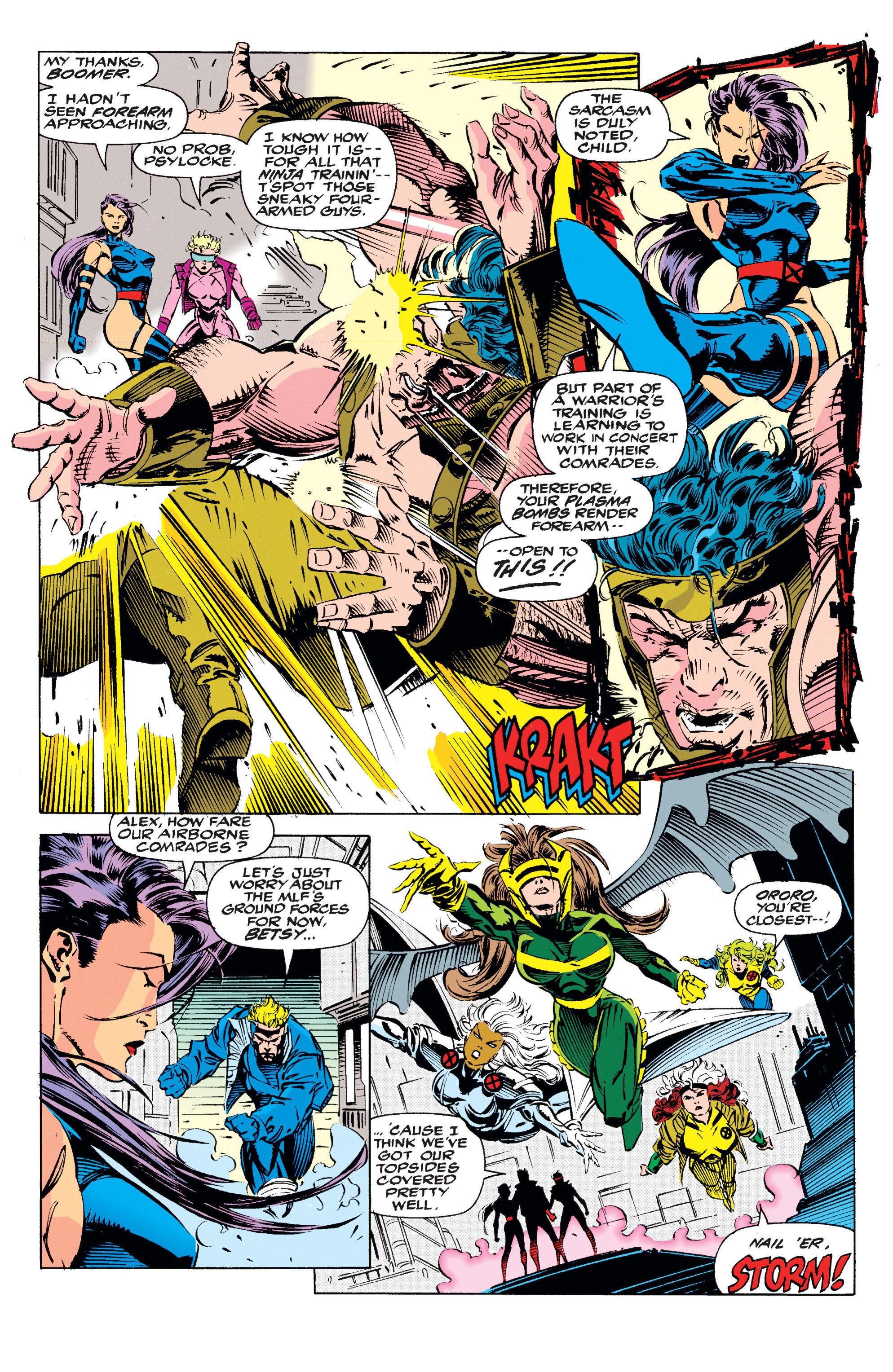 X-Men (1991) 15 Page 4