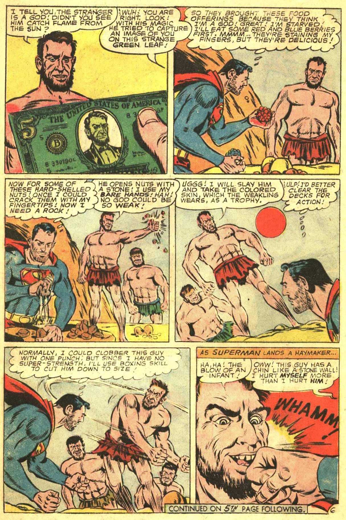 Read online Action Comics (1938) comic -  Issue #350 - 8
