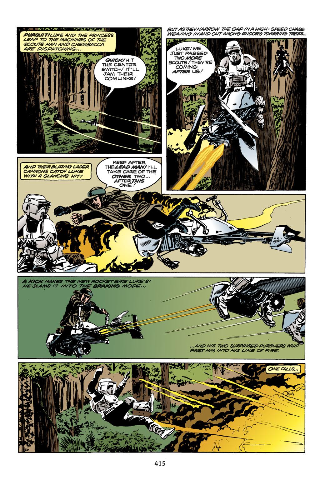 Read online Star Wars Omnibus comic -  Issue # Vol. 18.5 - 132