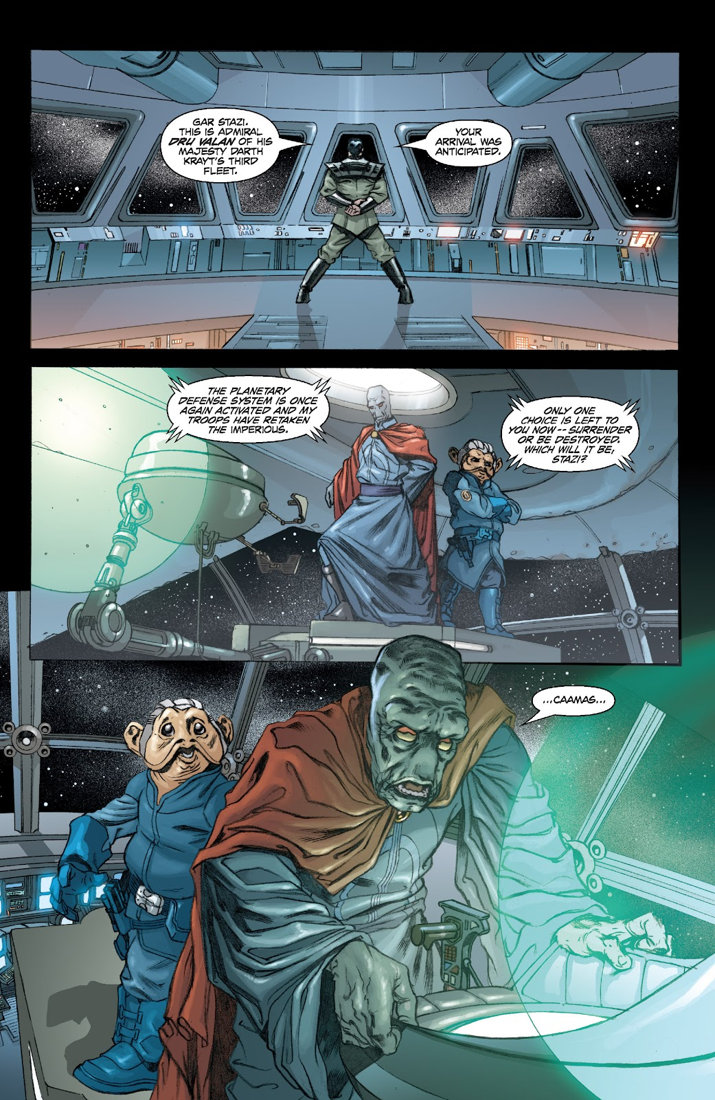 Read online Star Wars Legends: Legacy - Epic Collection comic -  Issue # TPB 2 (Part 1) - 28
