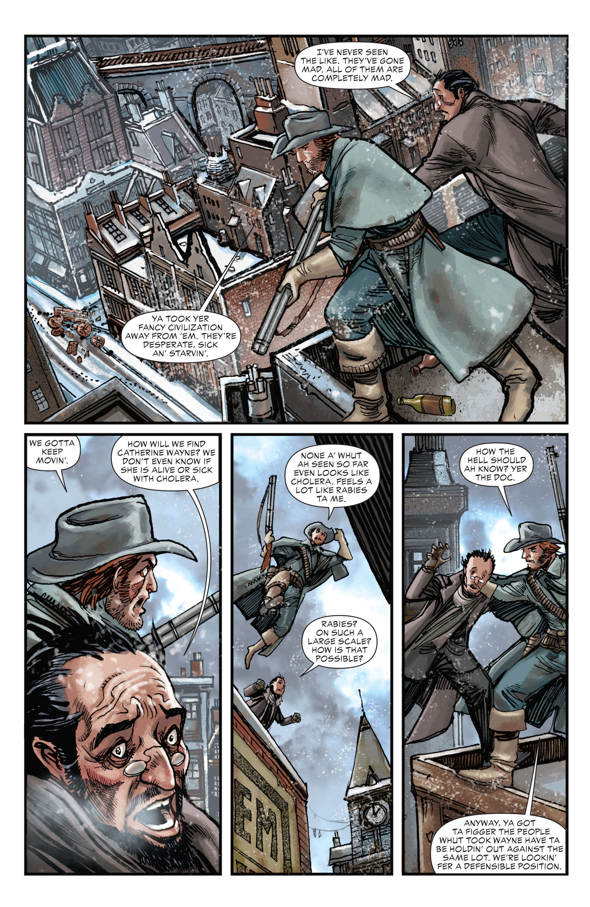Read online All-Star Western (2011) comic -  Issue #17 - 17