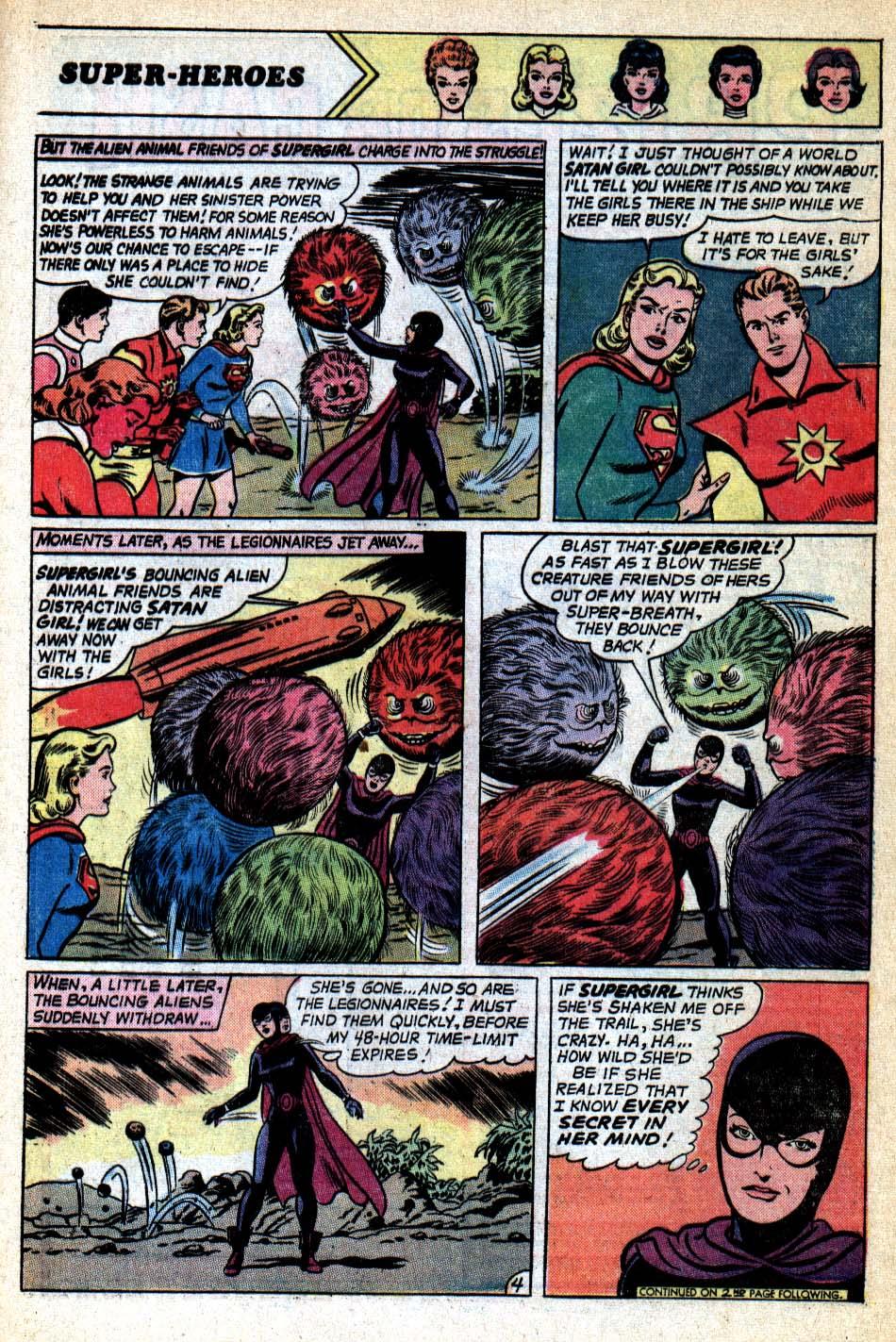 Read online Adventure Comics (1938) comic -  Issue #409 - 43
