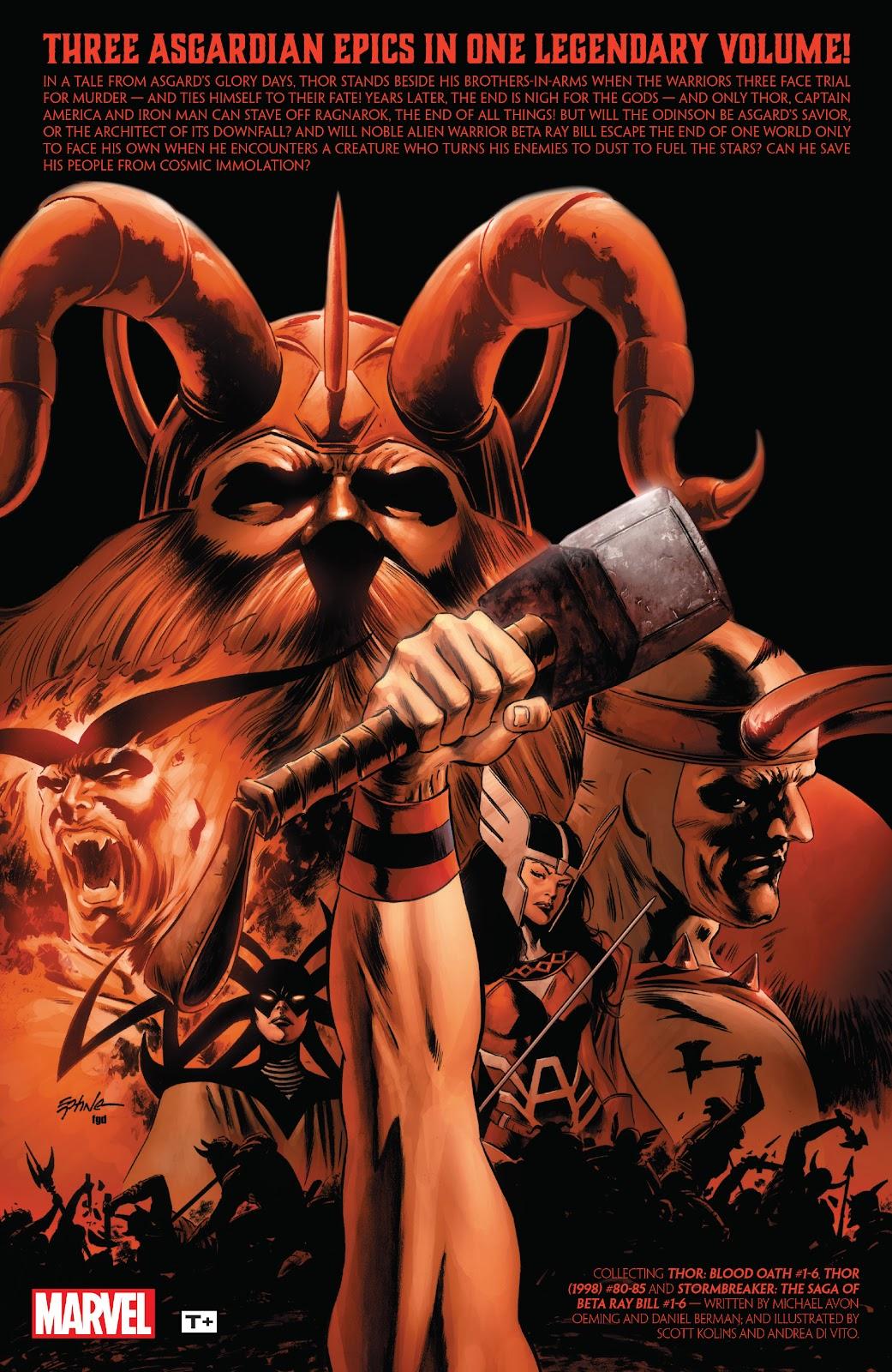 Read online Thor: Ragnaroks comic -  Issue # TPB (Part 4) - 92