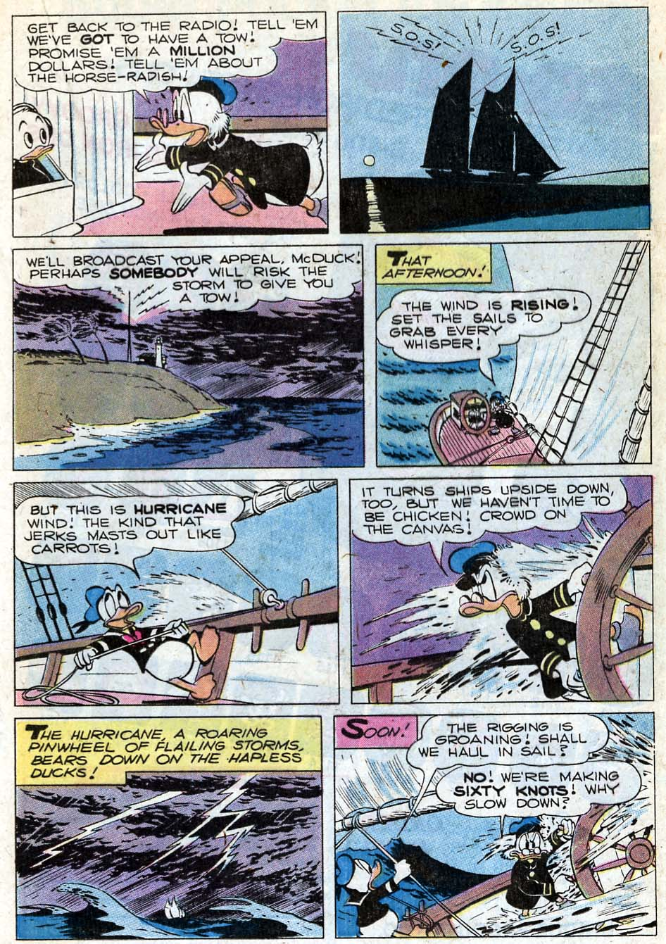 Read online Uncle Scrooge (1953) comic -  Issue #181 - 17