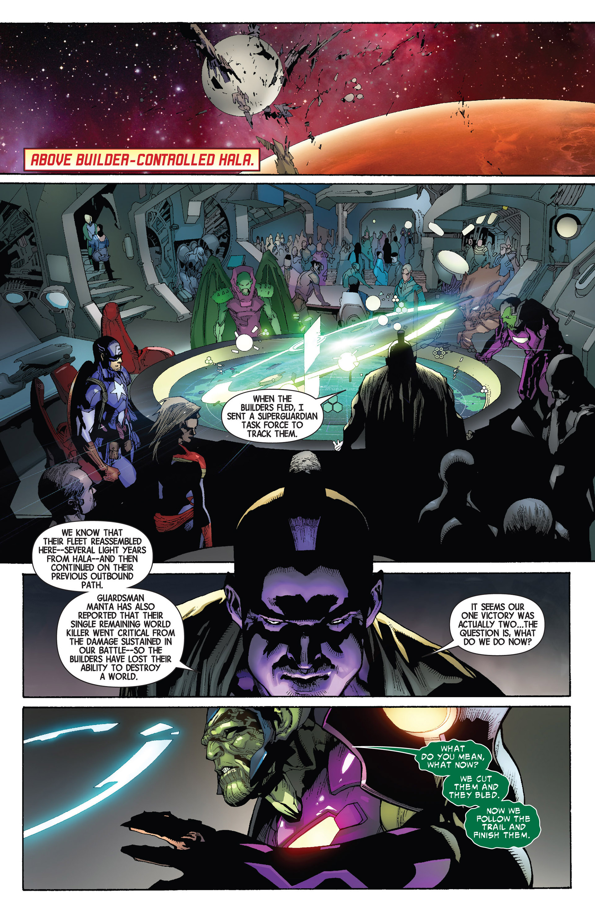 Read online Avengers (2013) comic -  Issue #20 - 12