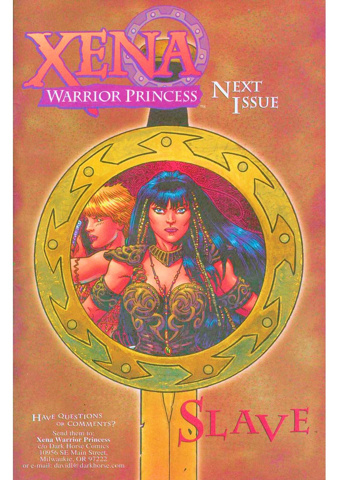 Xena: Warrior Princess (1999) Issue #3 #3 - English 24