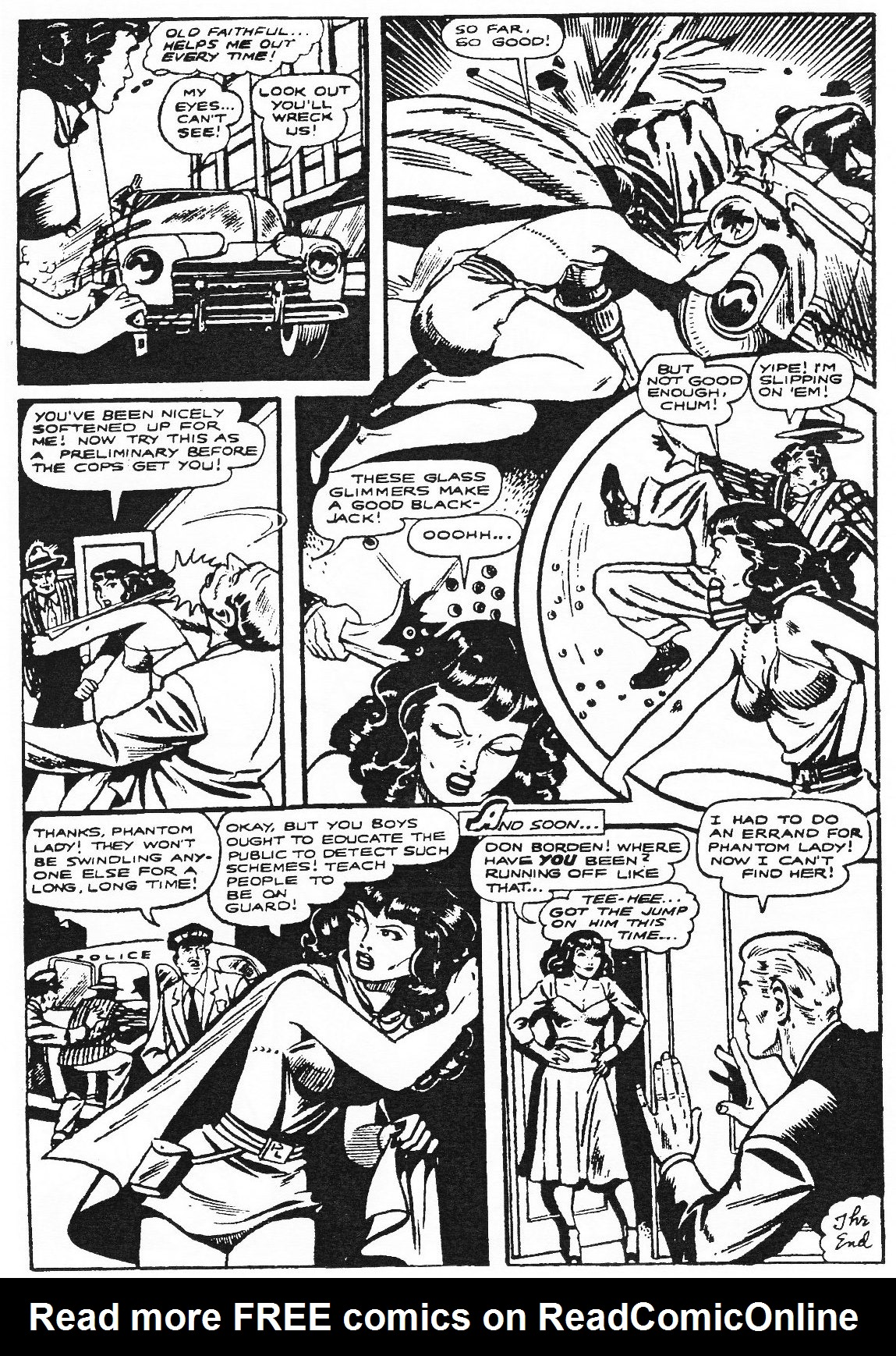 Read online Men of Mystery Comics comic -  Issue #82 - 10