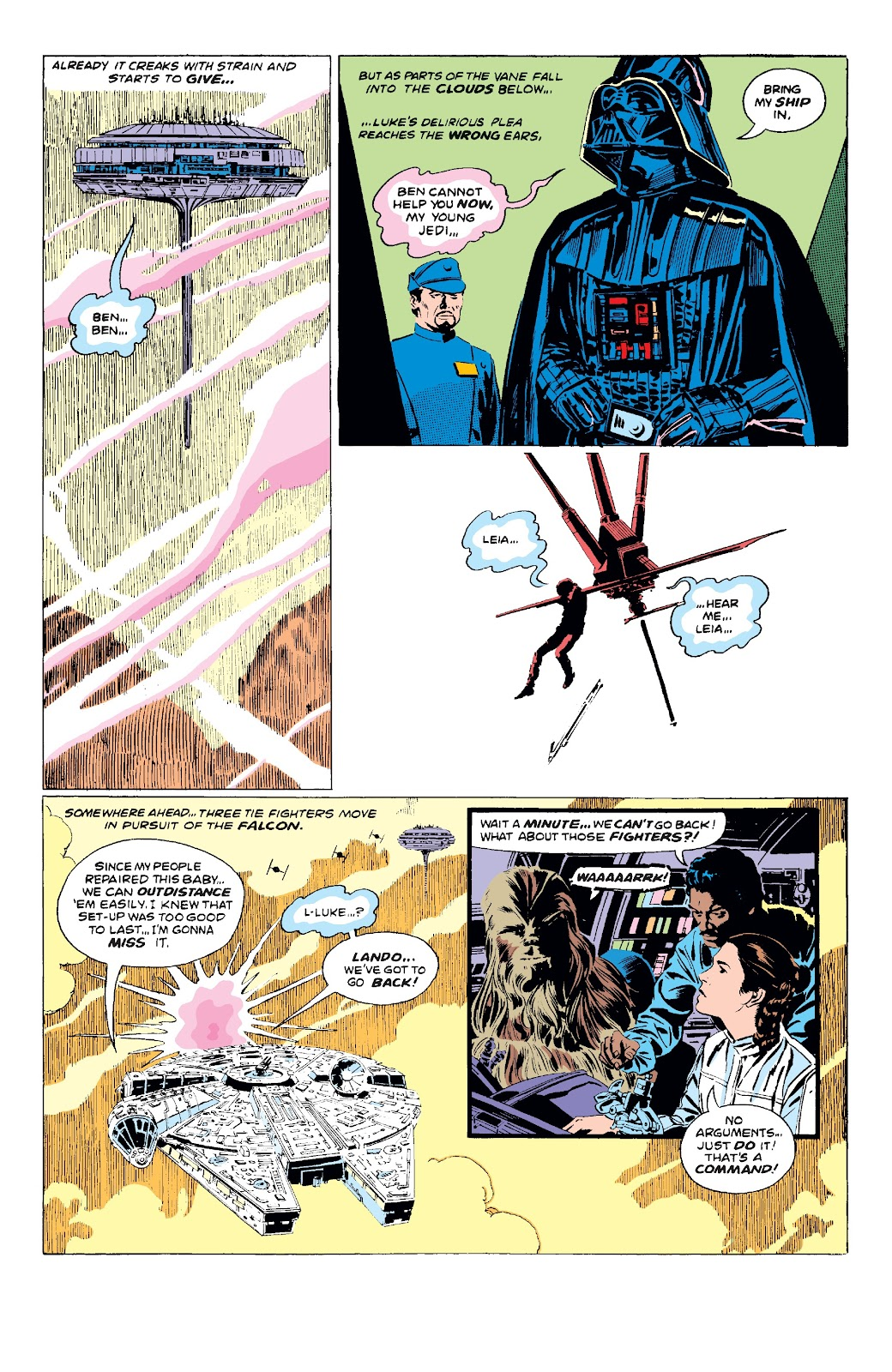 Read online Star Wars Legends: The Original Marvel Years - Epic Collection comic -  Issue # TPB 3 (Part 2) - 9