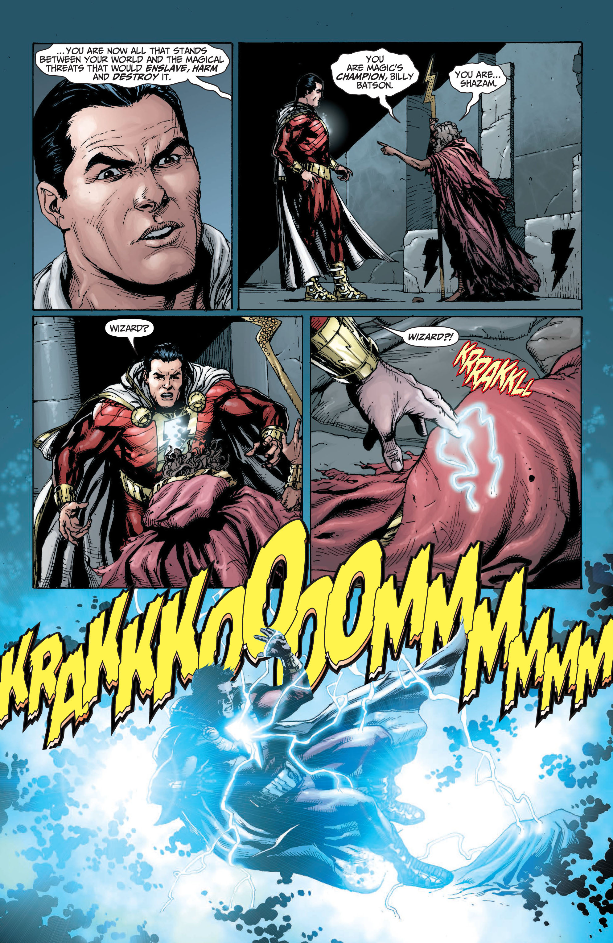 Read online Shazam! (2013) comic -  Issue #1 - 79