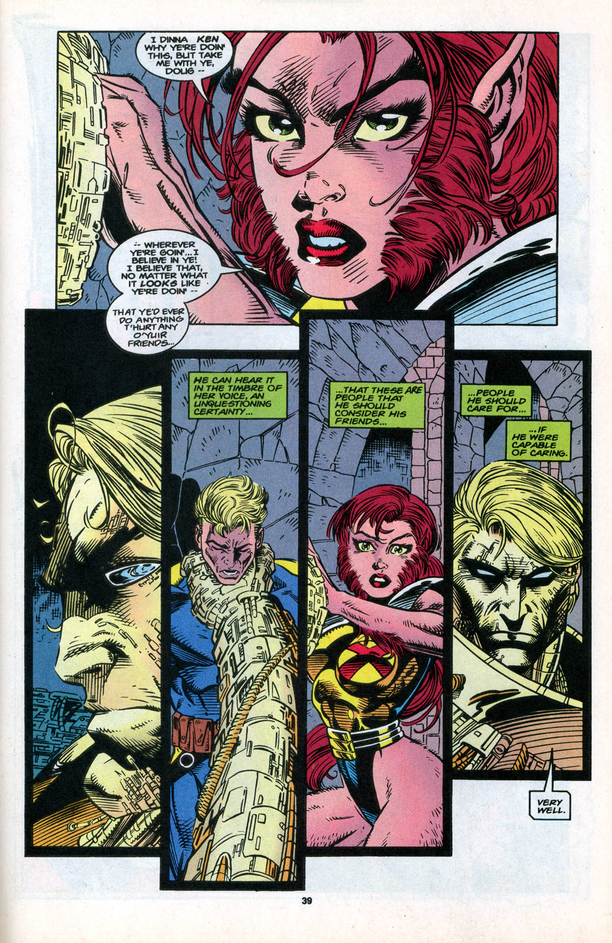 Read online X-Factor (1986) comic -  Issue #106 - 39