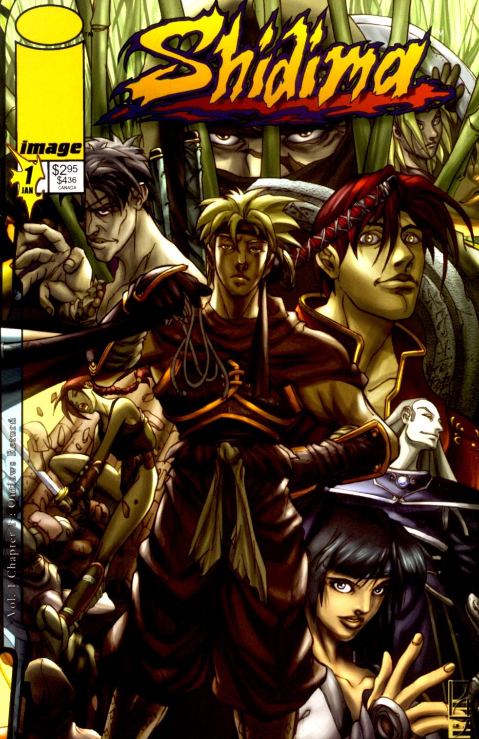 Read online Shidima comic -  Issue #1 - 1