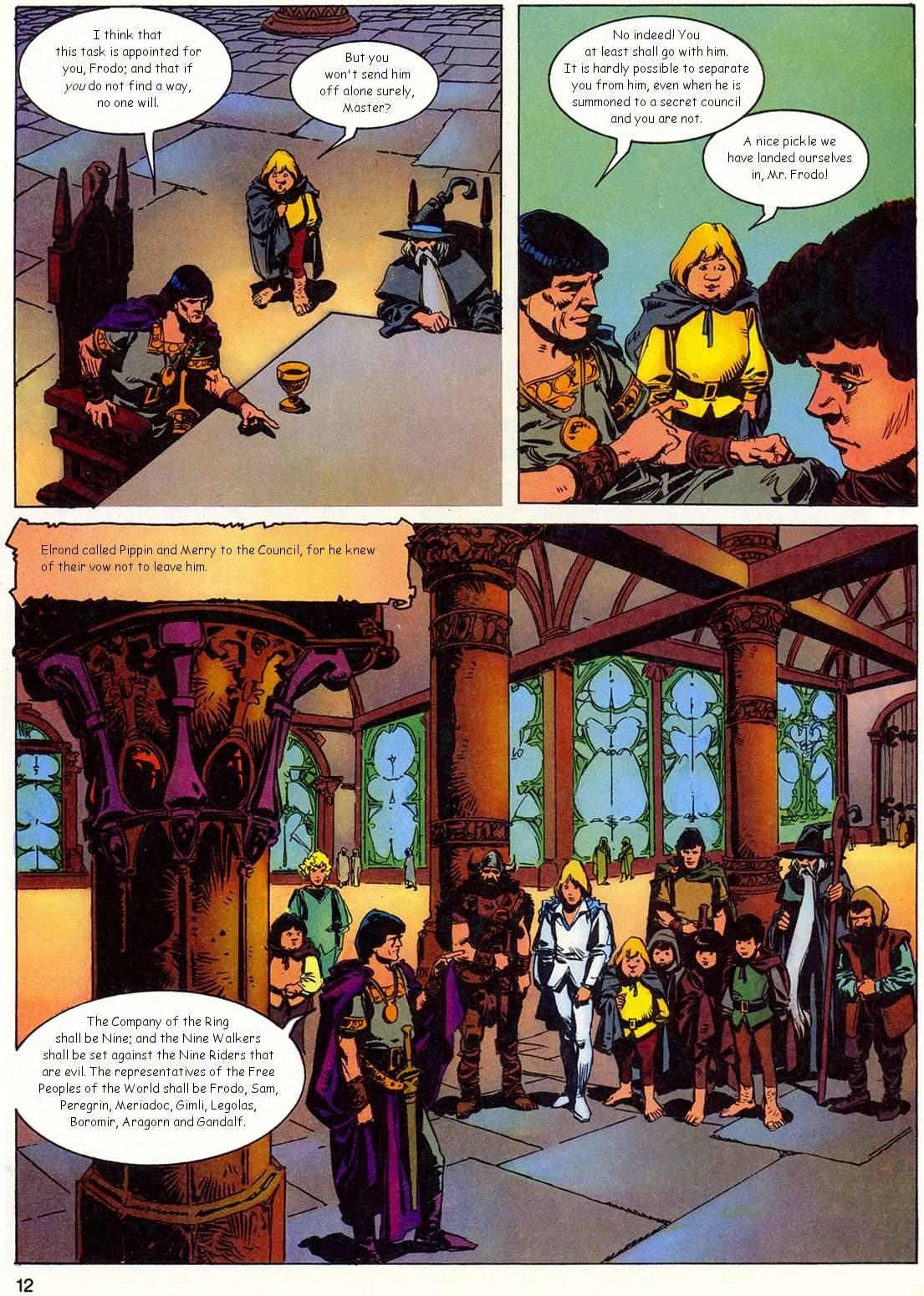 El Señor de los Anillos issue 2 - Page 9