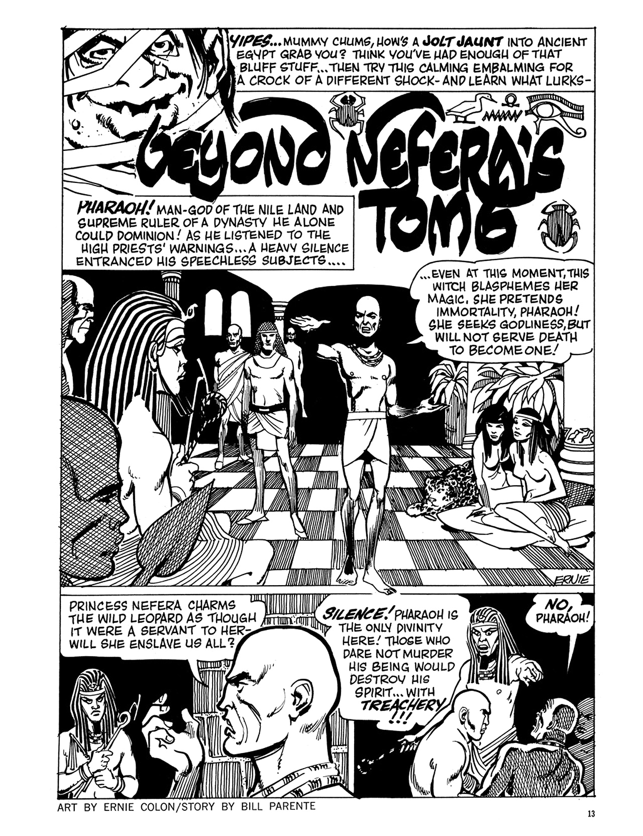 Read online Eerie Archives comic -  Issue # TPB 5 - 14