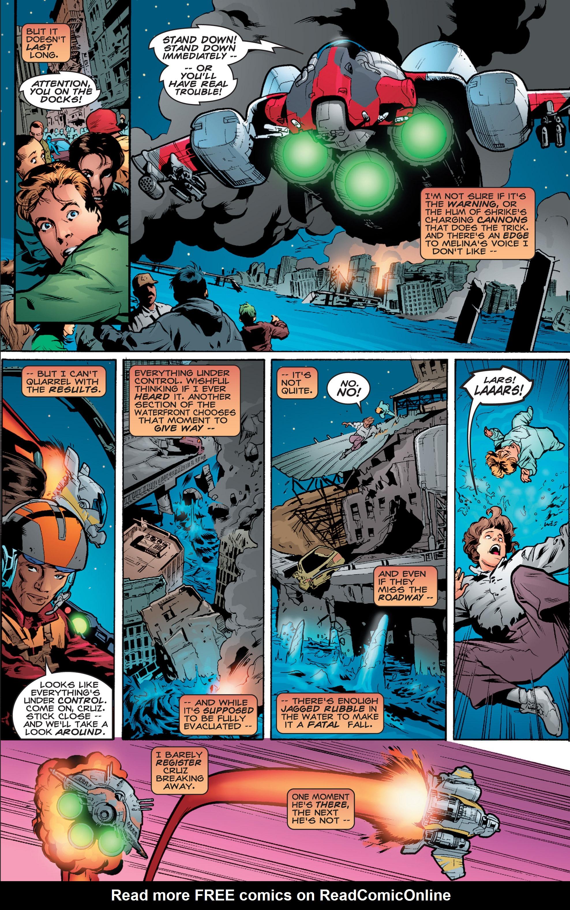 Read online Shockrockets comic -  Issue # TPB - 48