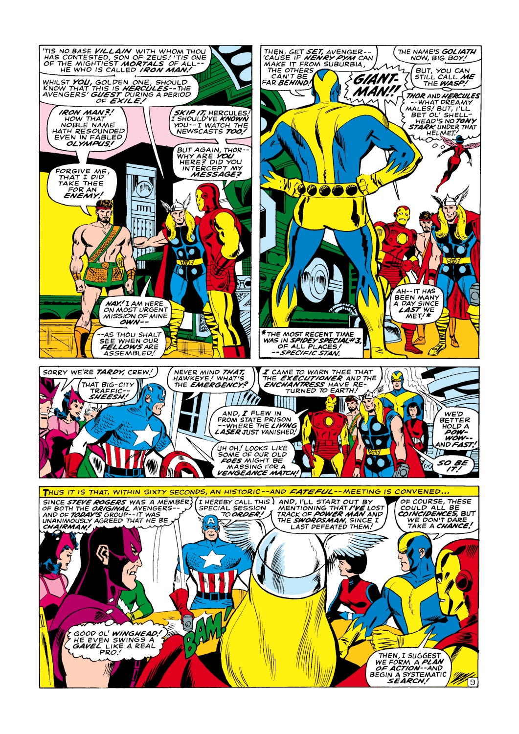 The Avengers (1963) _Annual_1 Page 9
