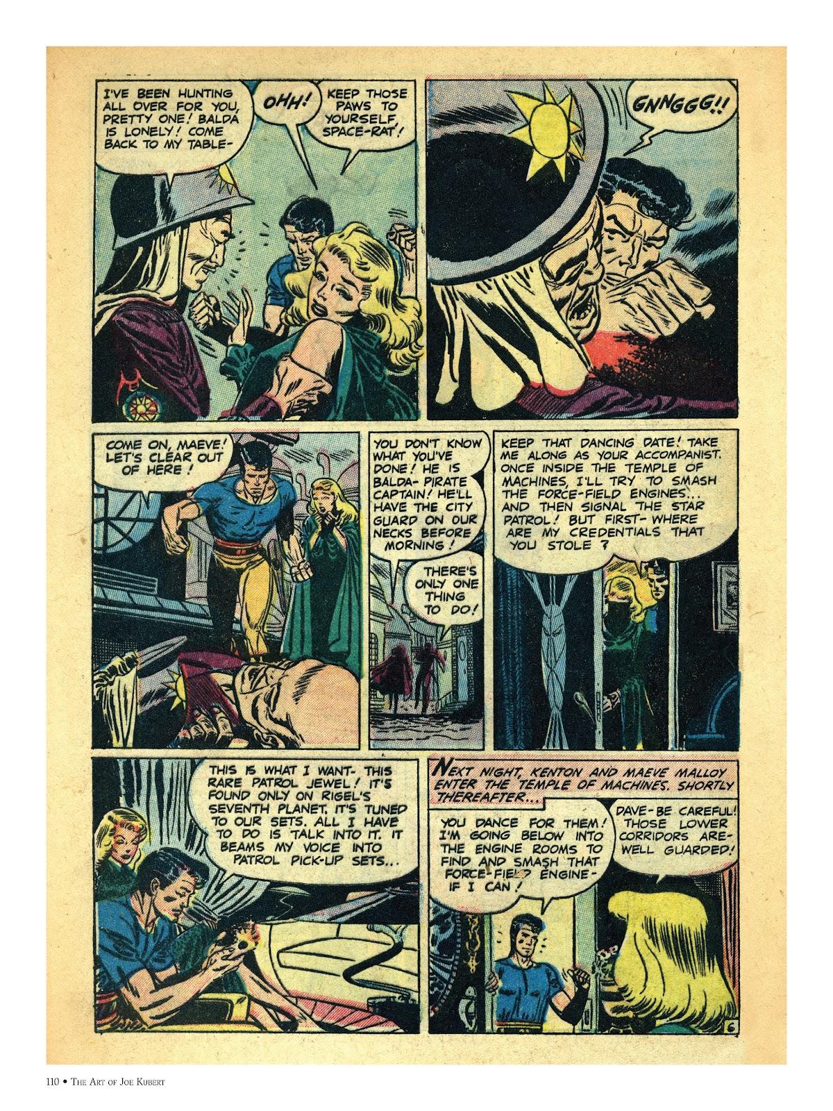 Read online The Art of Joe Kubert comic -  Issue # TPB (Part 2) - 10