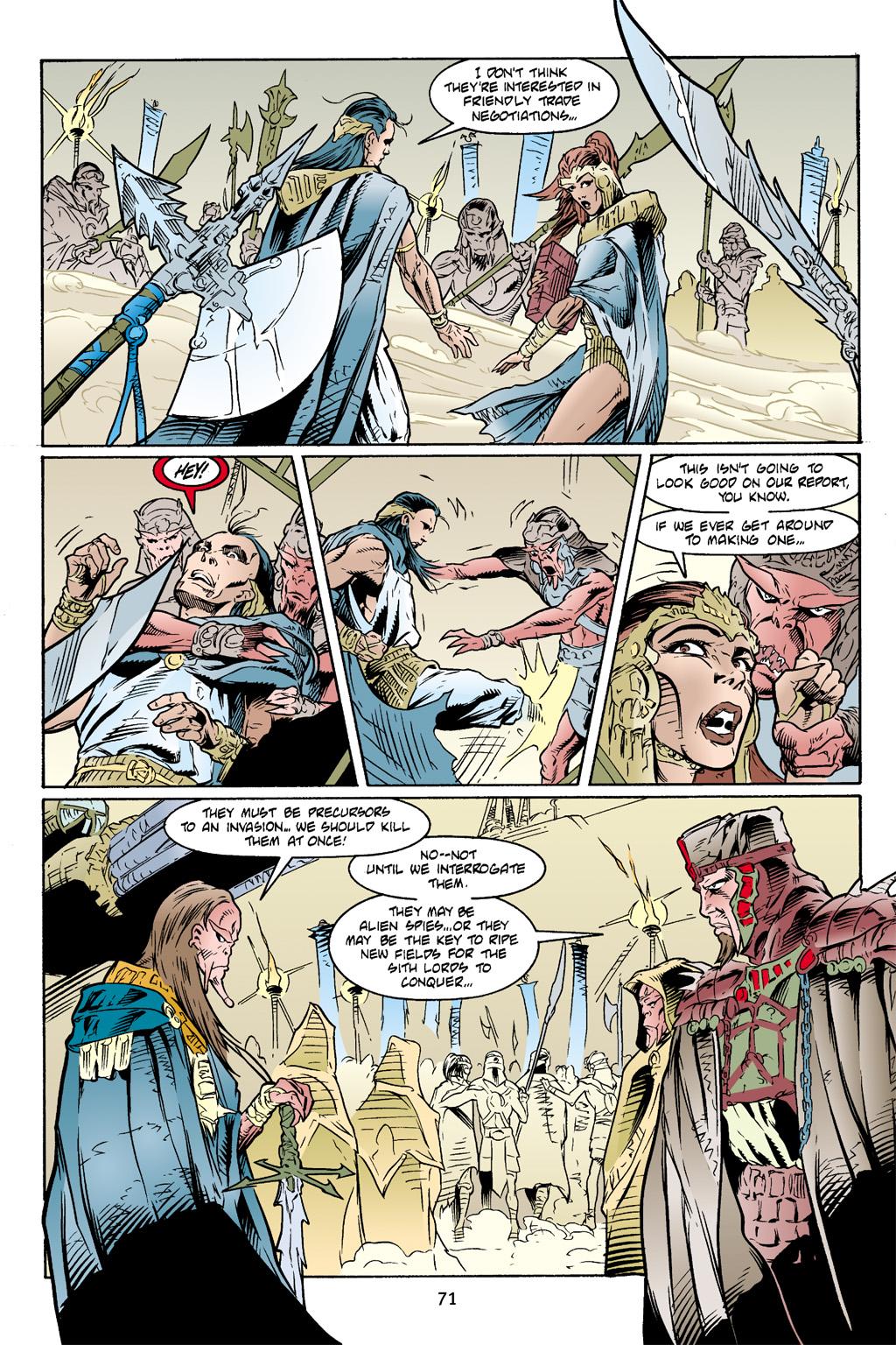 Read online Star Wars Omnibus comic -  Issue # Vol. 4 - 68