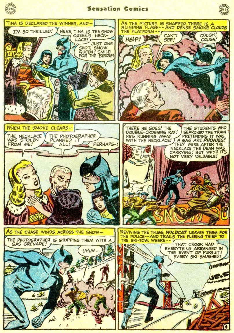 Read online Sensation (Mystery) Comics comic -  Issue #77 - 47