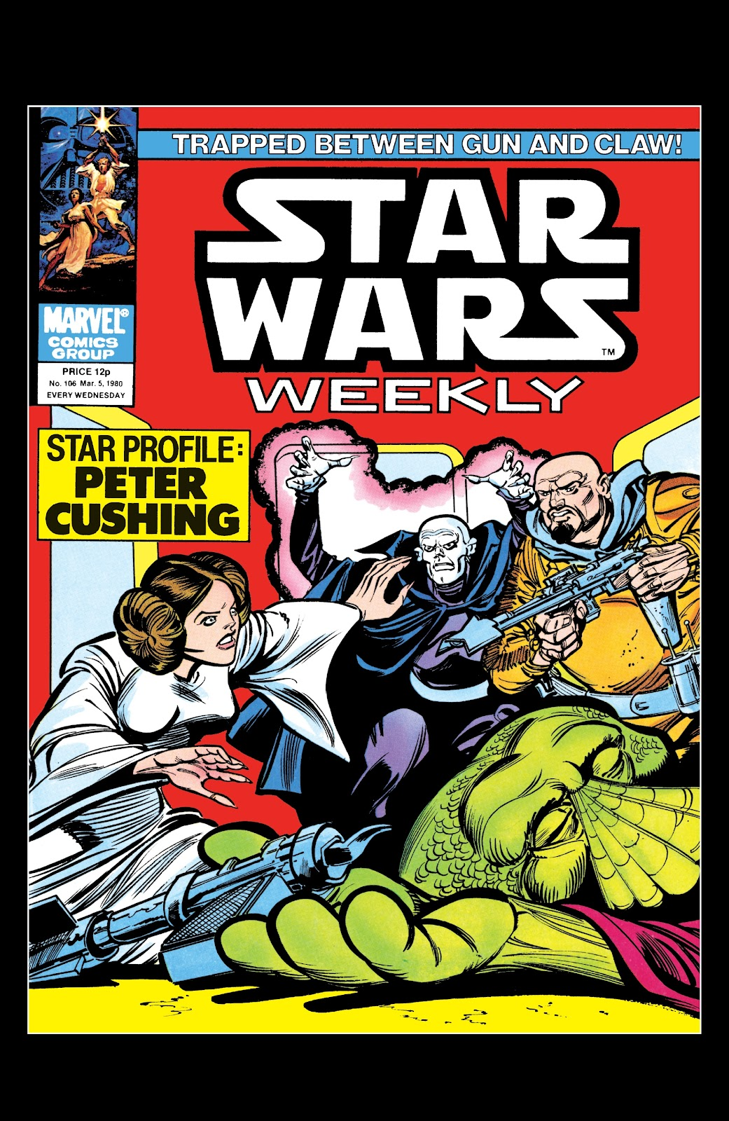 Read online Star Wars Legends: The Original Marvel Years - Epic Collection comic -  Issue # TPB 2 (Part 4) - 69