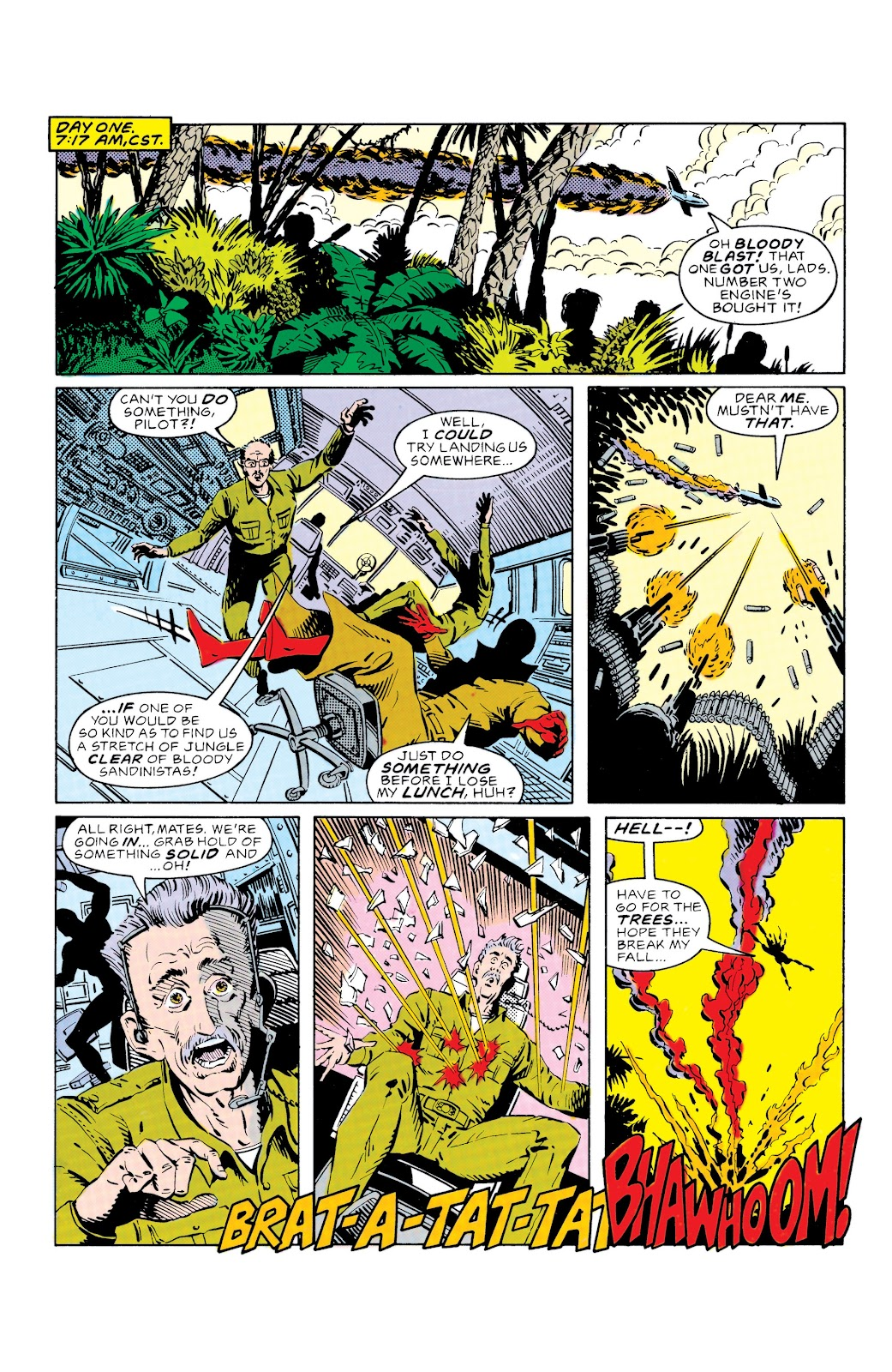 Doom Patrol and Suicide Squad Special issue Special 1 - Page 3
