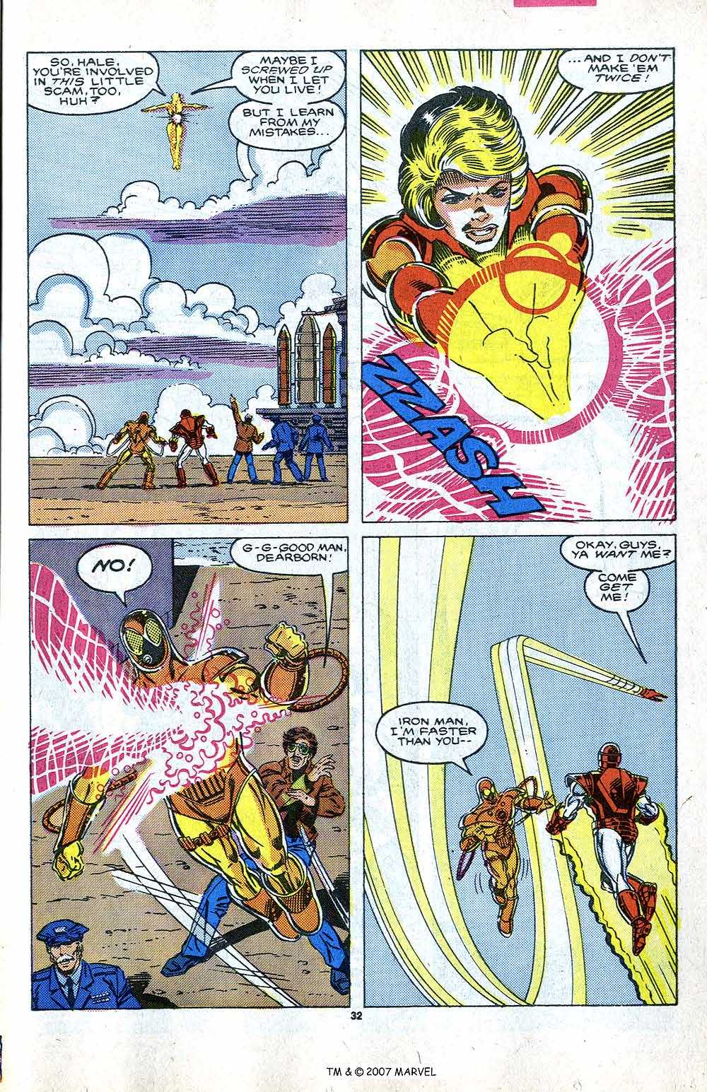 Iron Man Annual issue 9 - Page 41