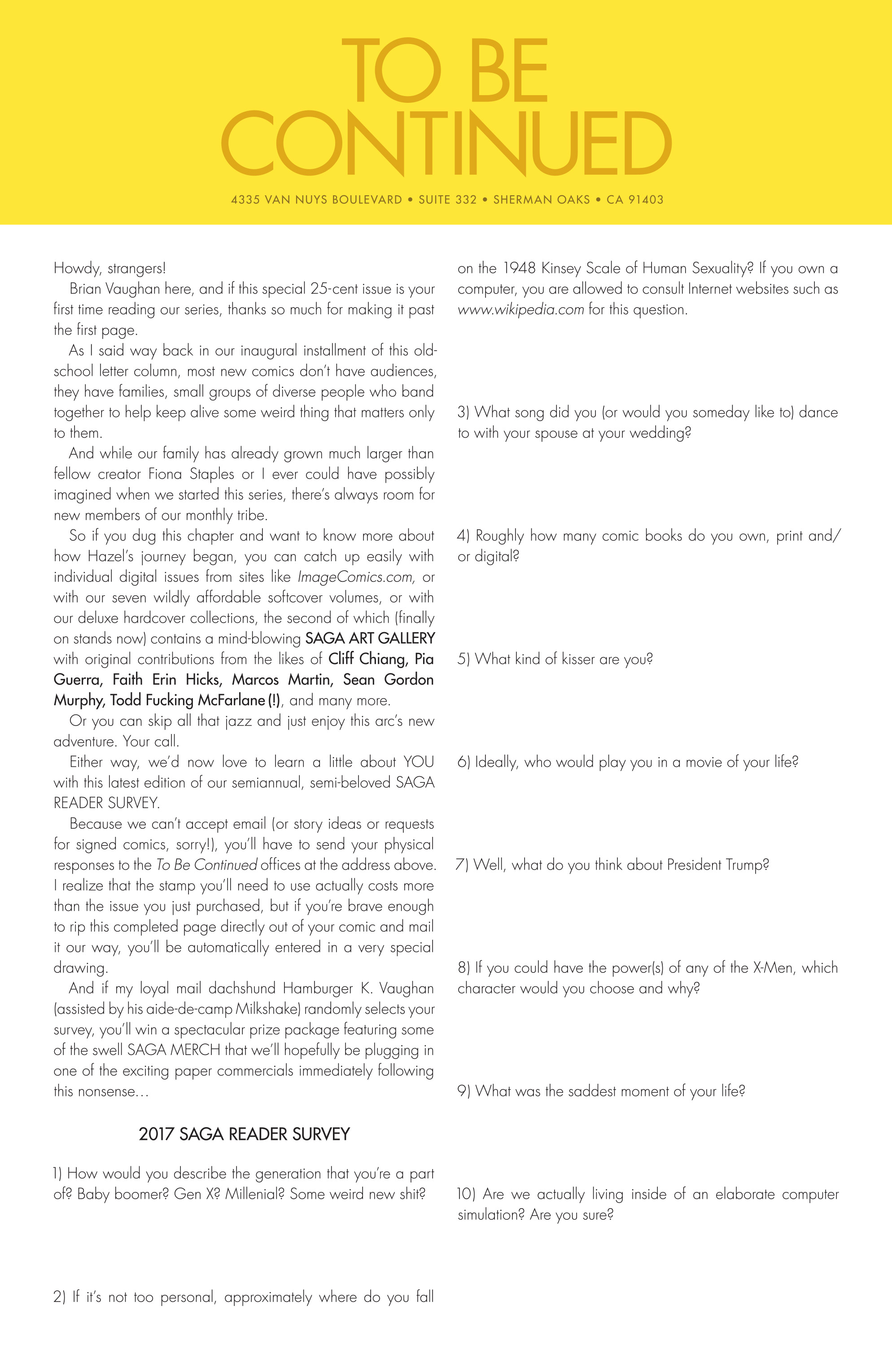 Read online Saga comic -  Issue #43 - 25