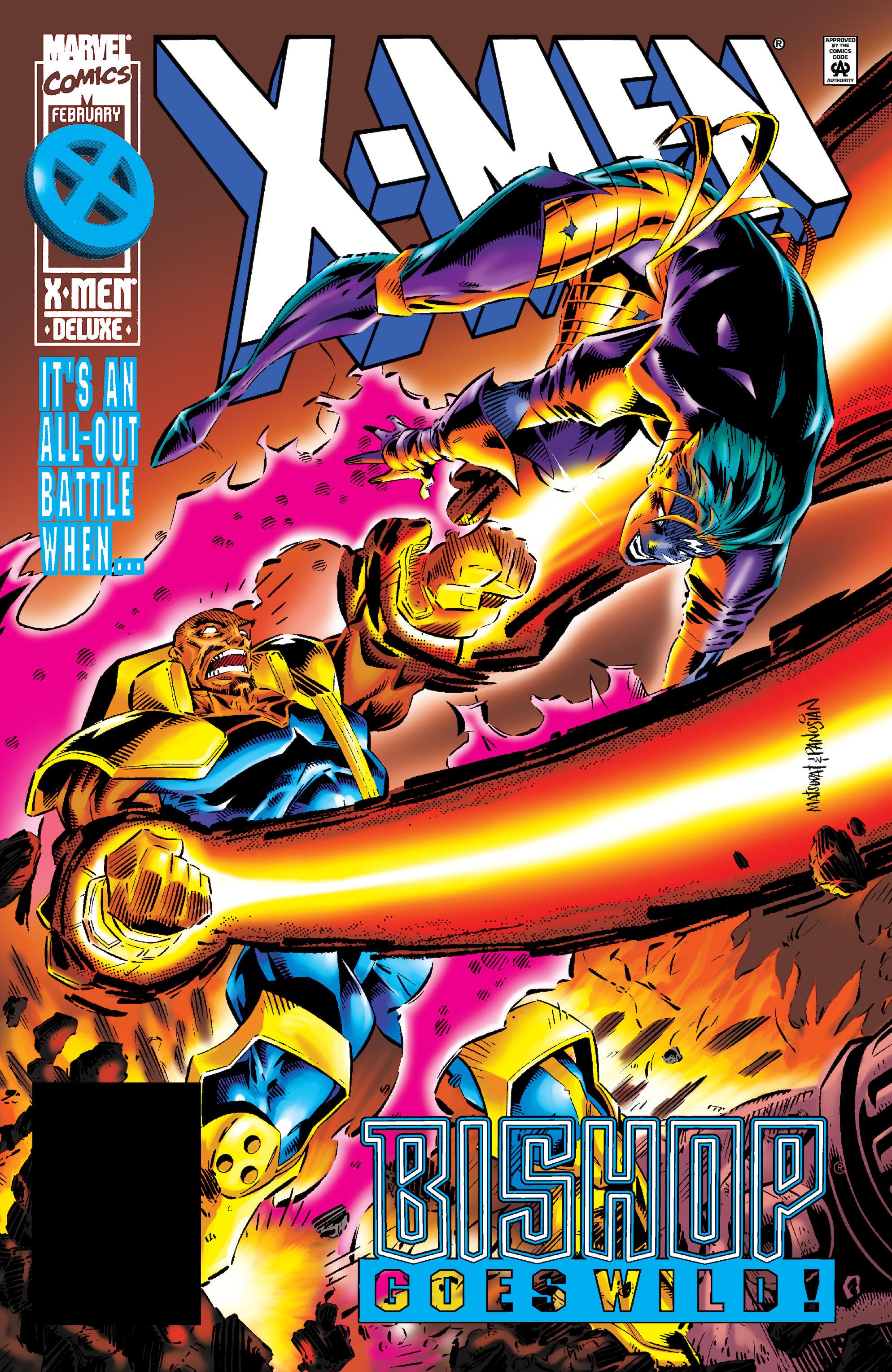 X-Men (1991) 49 Page 0