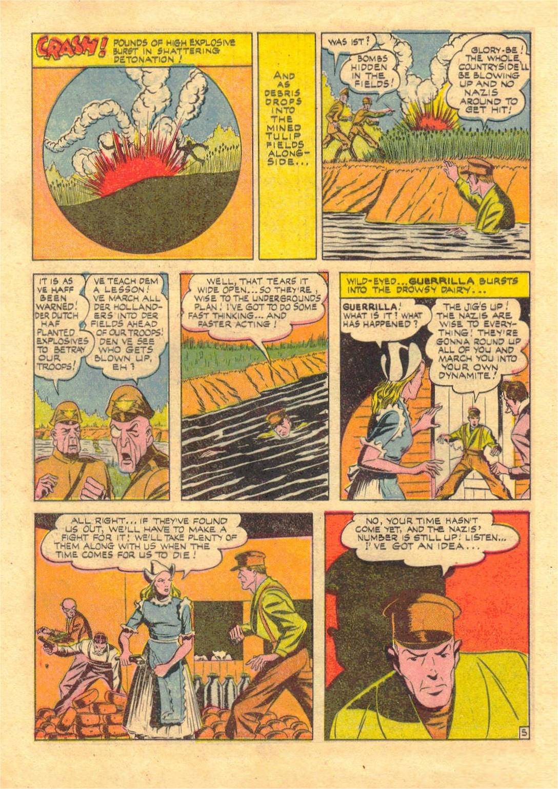 Read online Adventure Comics (1938) comic -  Issue #87 - 57