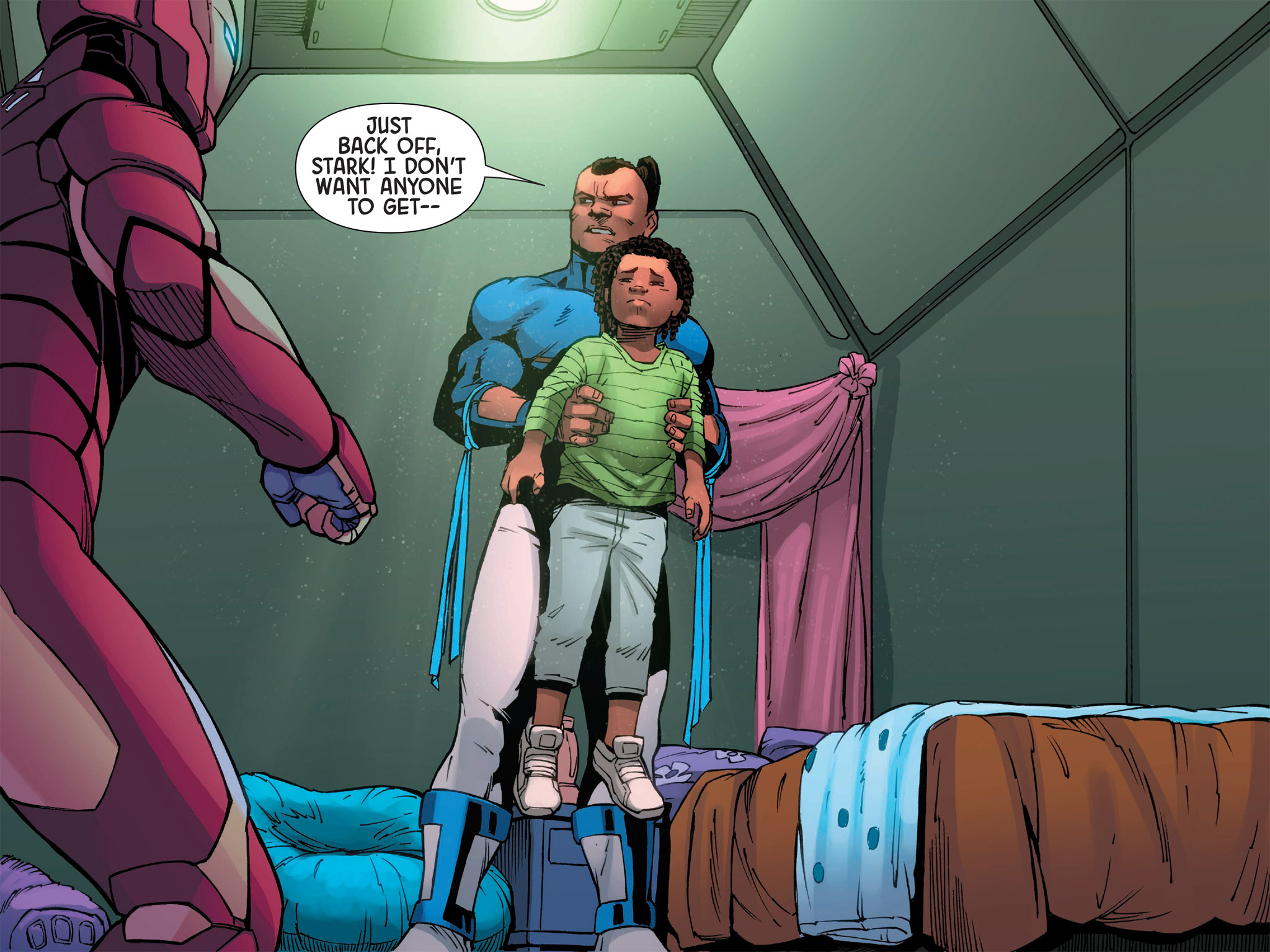 Read online A Year Of Marvels: June Infinite Comic comic -  Issue #A Year Of Marvels: June Infinite Comic Full - 63