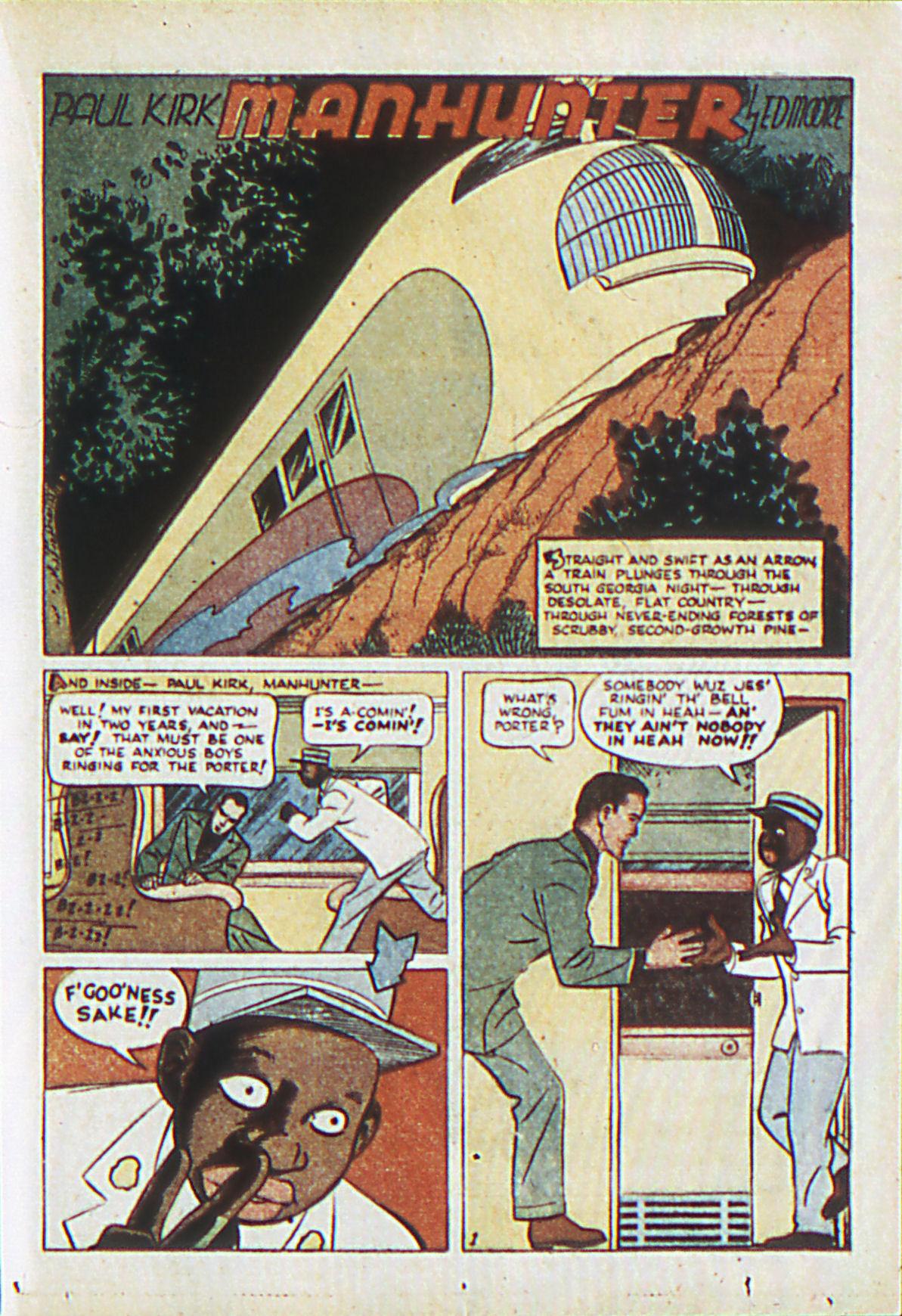Read online Adventure Comics (1938) comic -  Issue #62 - 42