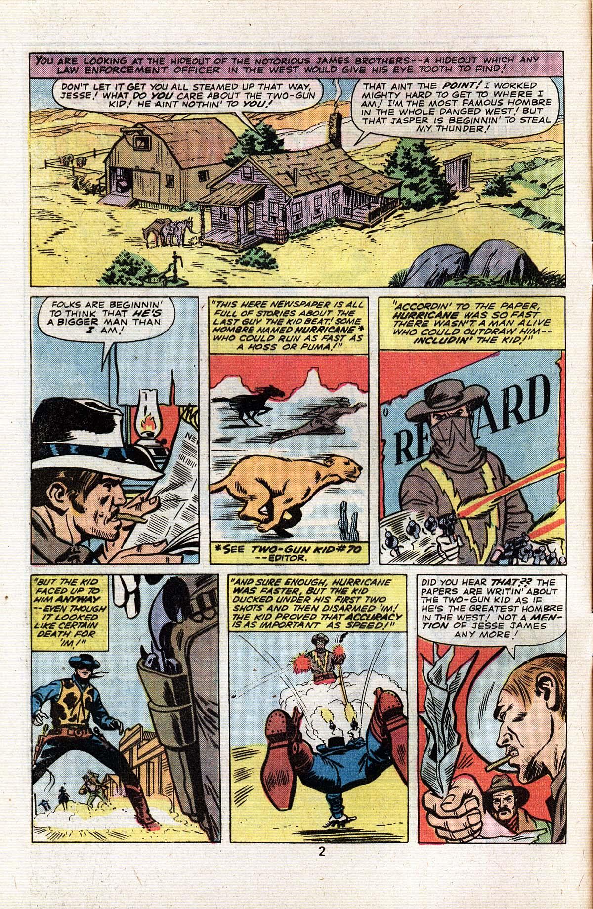 Read online Two-Gun Kid comic -  Issue #125 - 4